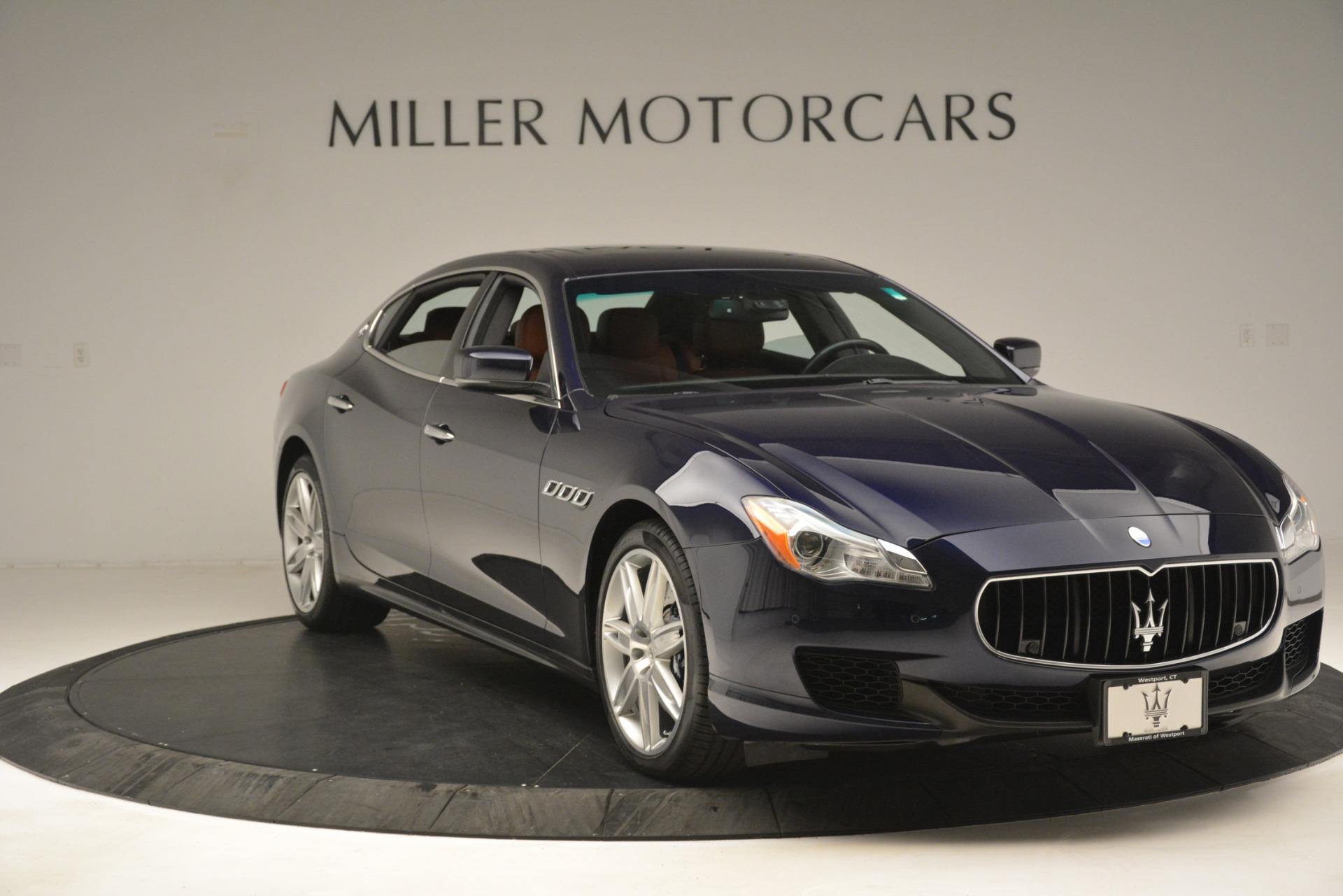 Used 2015 Maserati Quattroporte S Q4 For Sale In Greenwich, CT. Alfa Romeo of Greenwich, U103 3058_p11