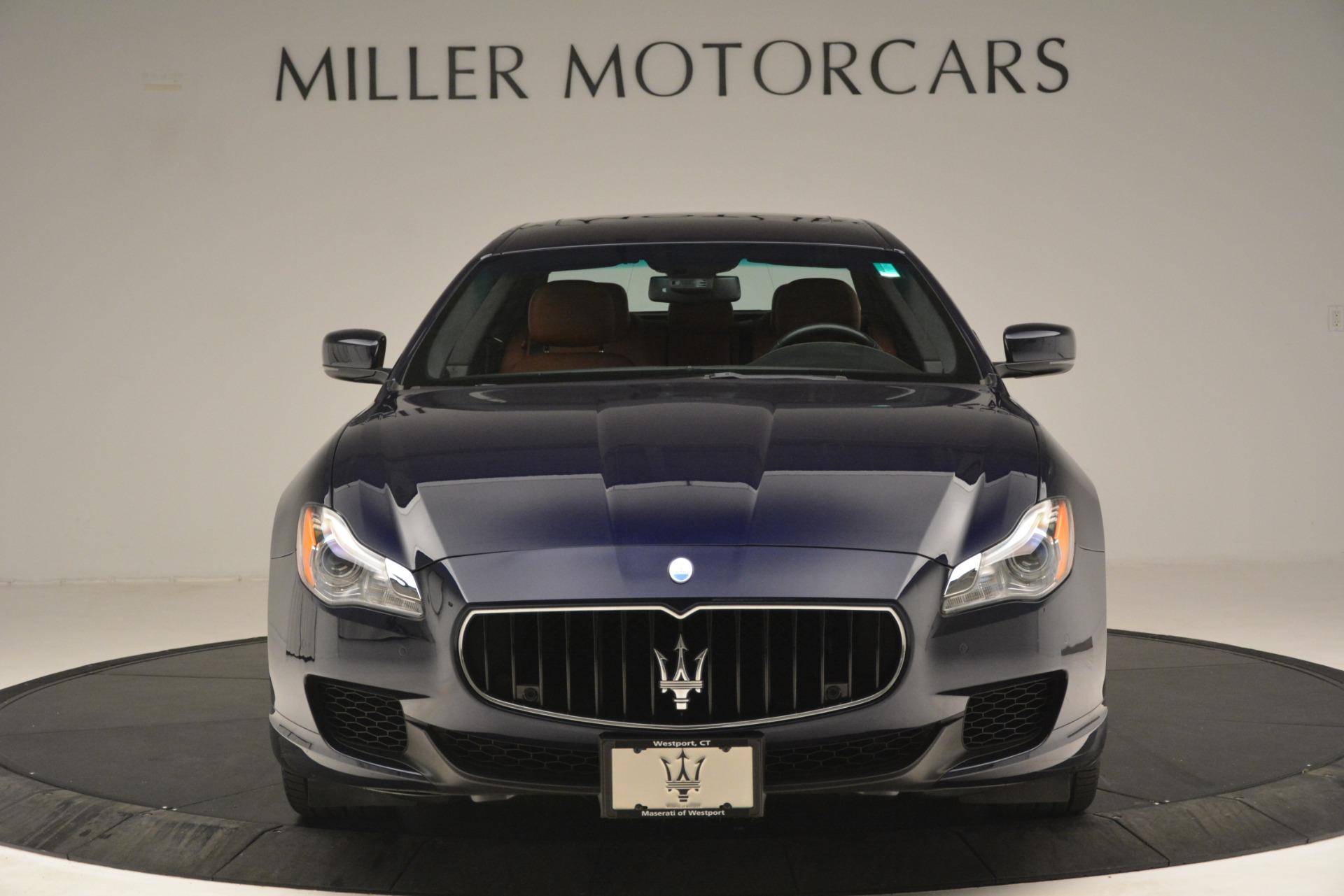 Used 2015 Maserati Quattroporte S Q4 For Sale In Greenwich, CT. Alfa Romeo of Greenwich, U103 3058_p12