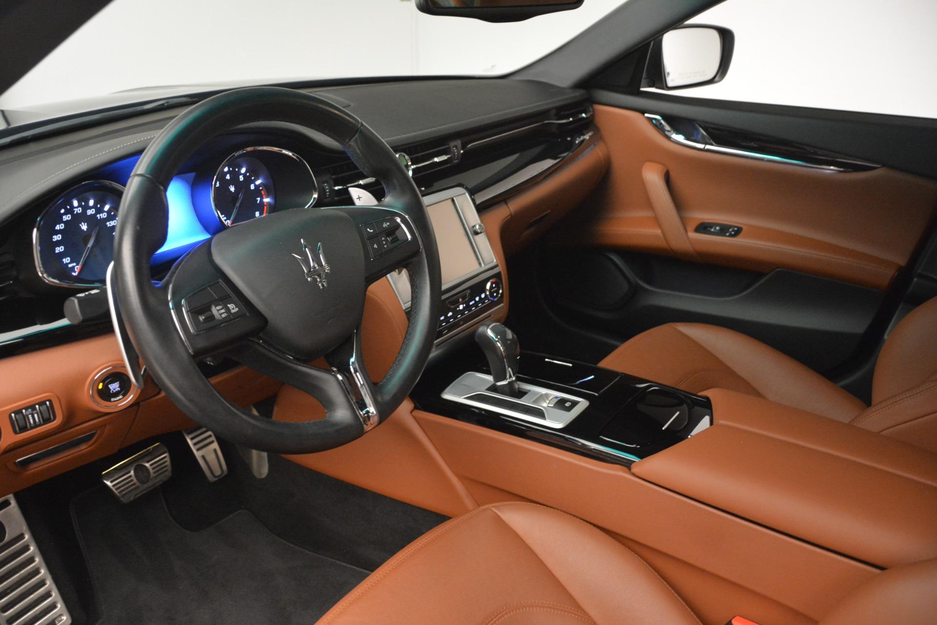 Used 2015 Maserati Quattroporte S Q4 For Sale In Greenwich, CT. Alfa Romeo of Greenwich, U103 3058_p13
