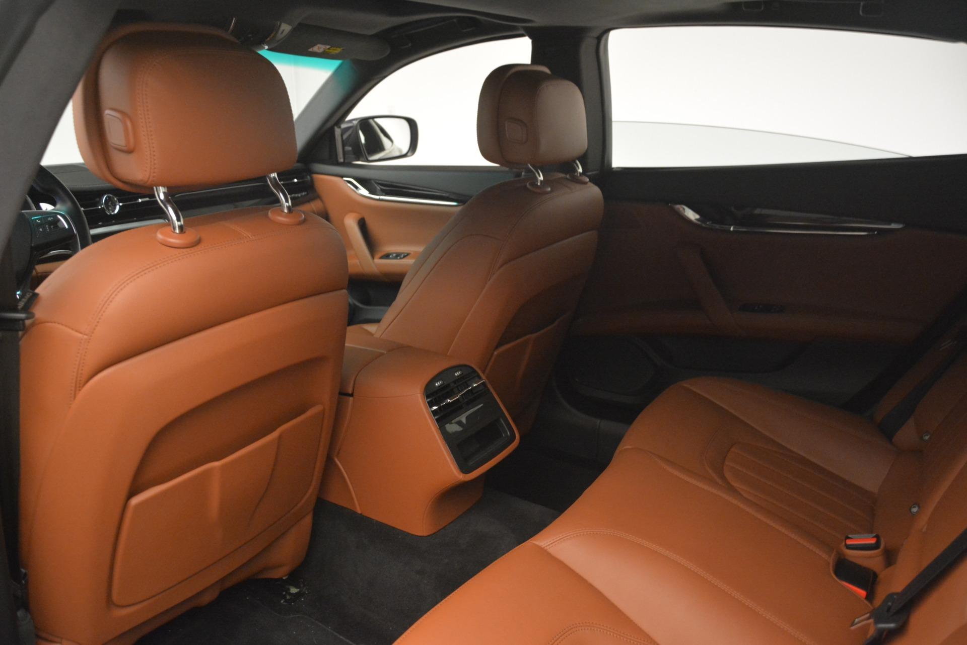 Used 2015 Maserati Quattroporte S Q4 For Sale In Greenwich, CT. Alfa Romeo of Greenwich, U103 3058_p19