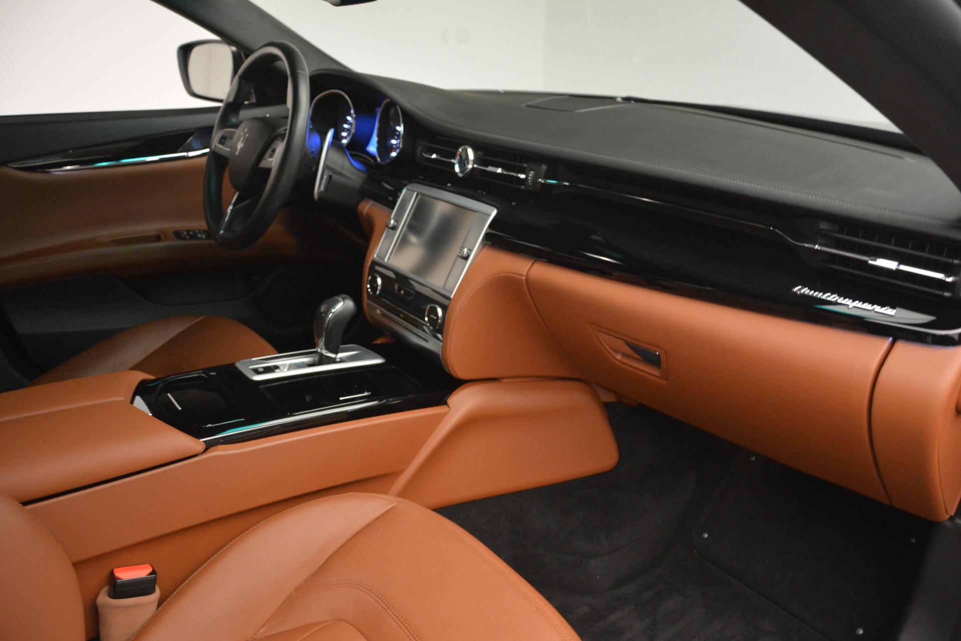Used 2015 Maserati Quattroporte S Q4 For Sale In Greenwich, CT. Alfa Romeo of Greenwich, U103 3058_p22