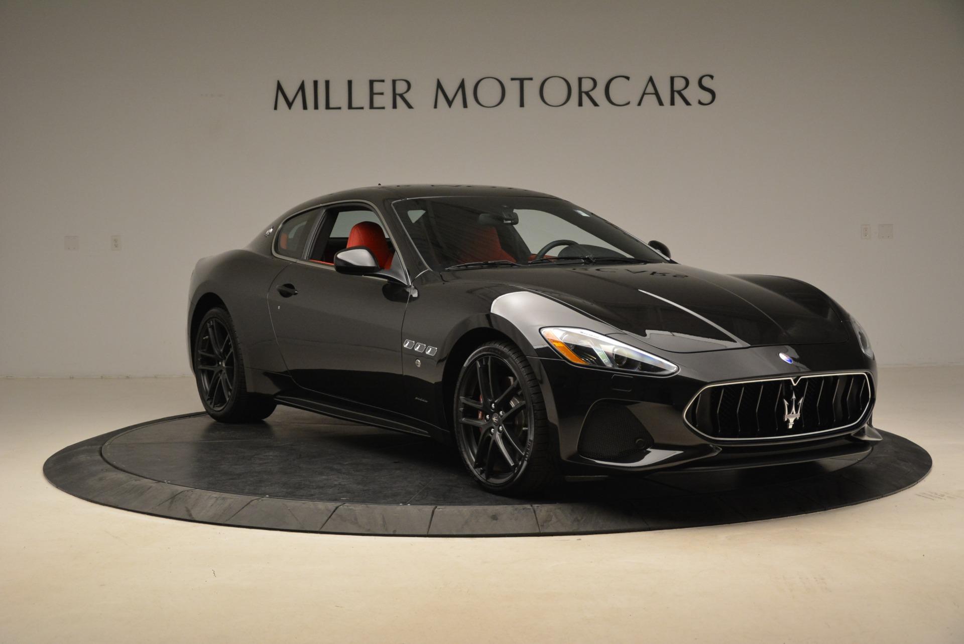 New 2018 Maserati GranTurismo Sport For Sale In Greenwich, CT. Alfa Romeo of Greenwich, M2284 3059_p10
