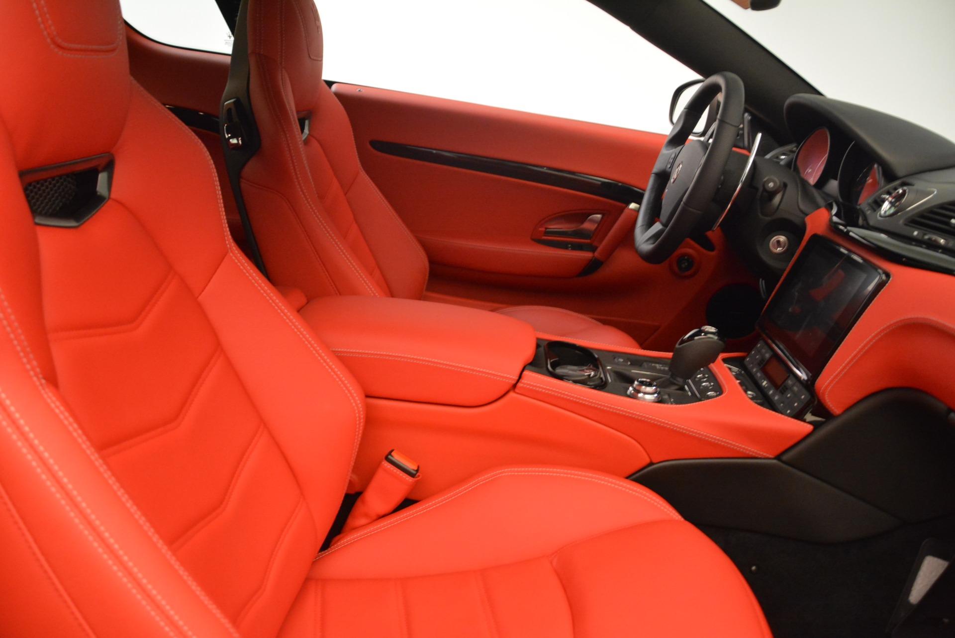 New 2018 Maserati GranTurismo Sport For Sale In Greenwich, CT. Alfa Romeo of Greenwich, M2284 3059_p20