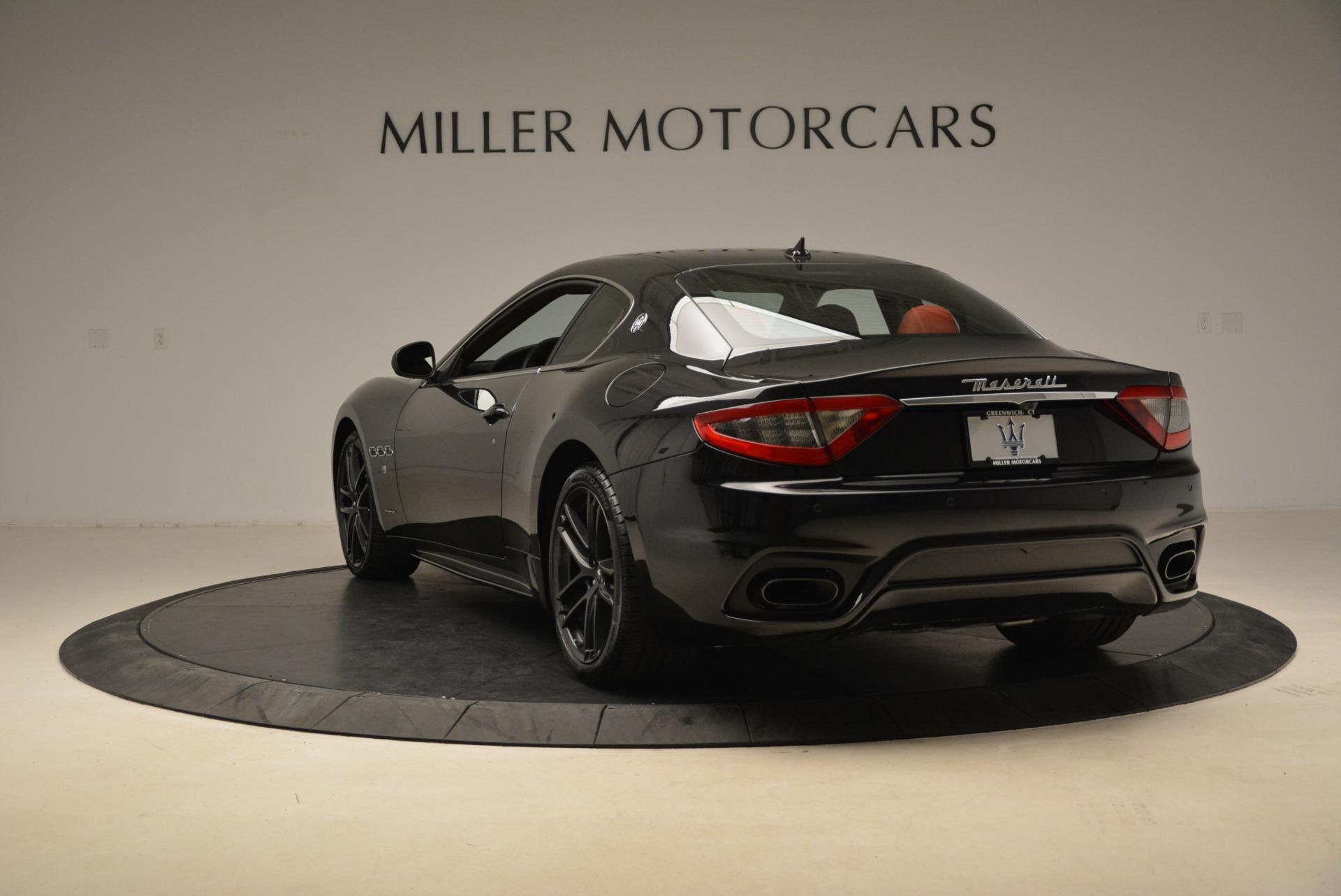 New 2018 Maserati GranTurismo Sport For Sale In Greenwich, CT. Alfa Romeo of Greenwich, M2284 3059_p4