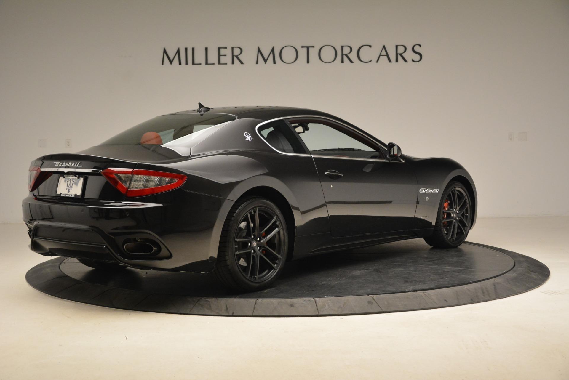 New 2018 Maserati GranTurismo Sport For Sale In Greenwich, CT. Alfa Romeo of Greenwich, M2284 3059_p7