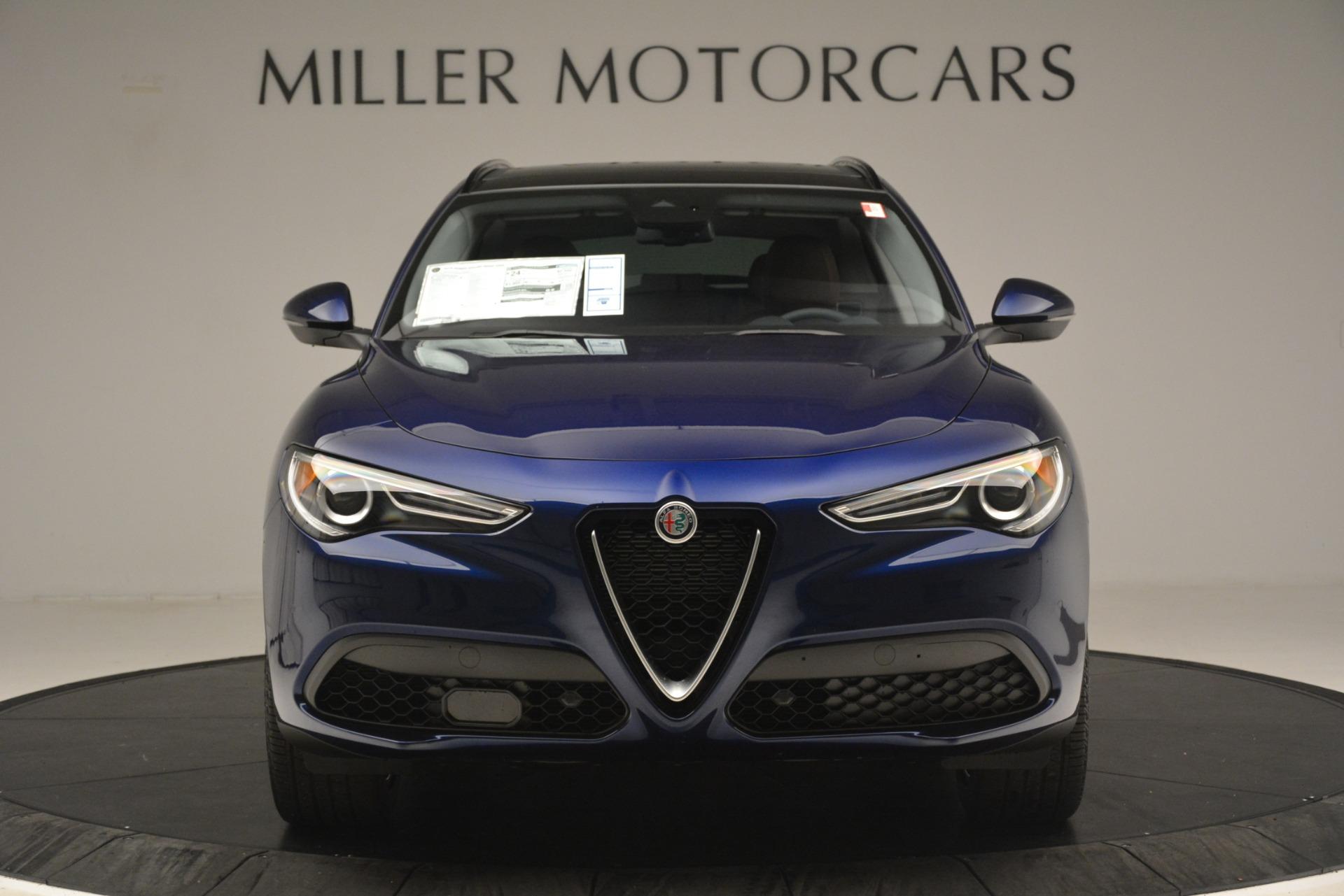 New 2019 Alfa Romeo Stelvio Sport Q4 For Sale In Greenwich, CT. Alfa Romeo of Greenwich, L597 3060_p12