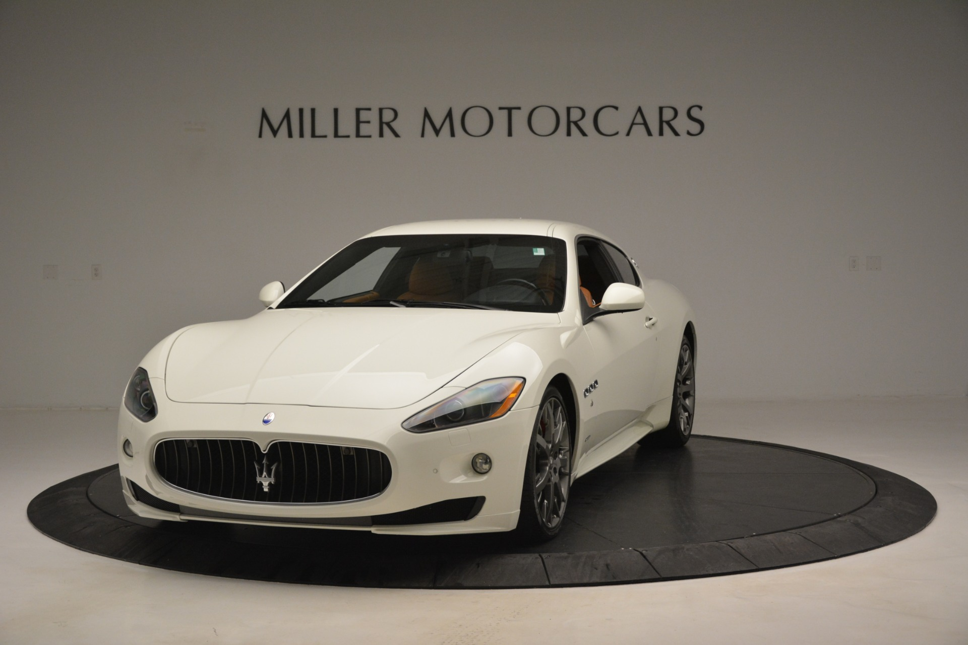 Used 2011 Maserati GranTurismo S Automatic For Sale $49900 In Greenwich, CT 3061_main