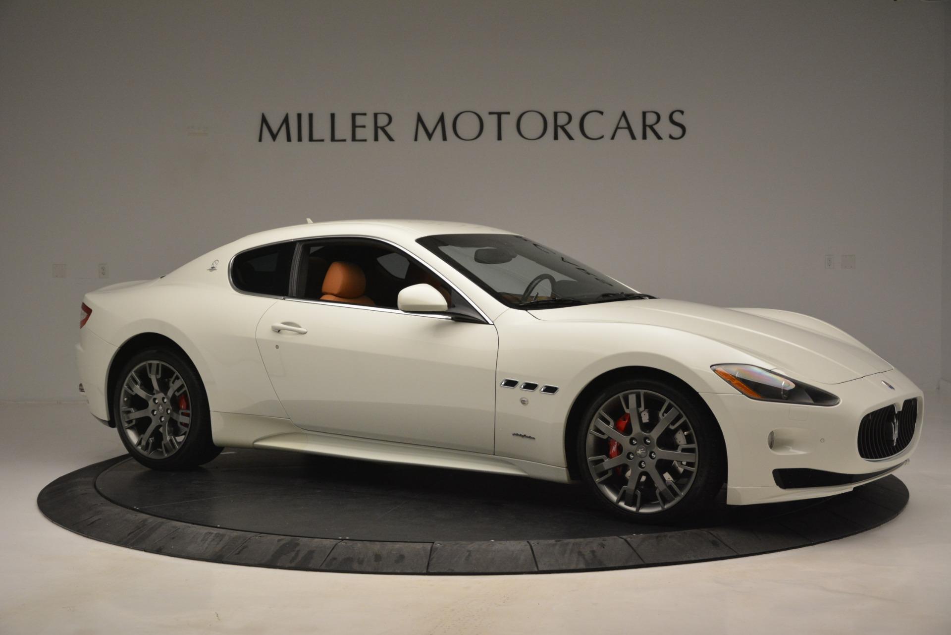 Used 2011 Maserati GranTurismo S Automatic For Sale $49900 In Greenwich, CT 3061_p11