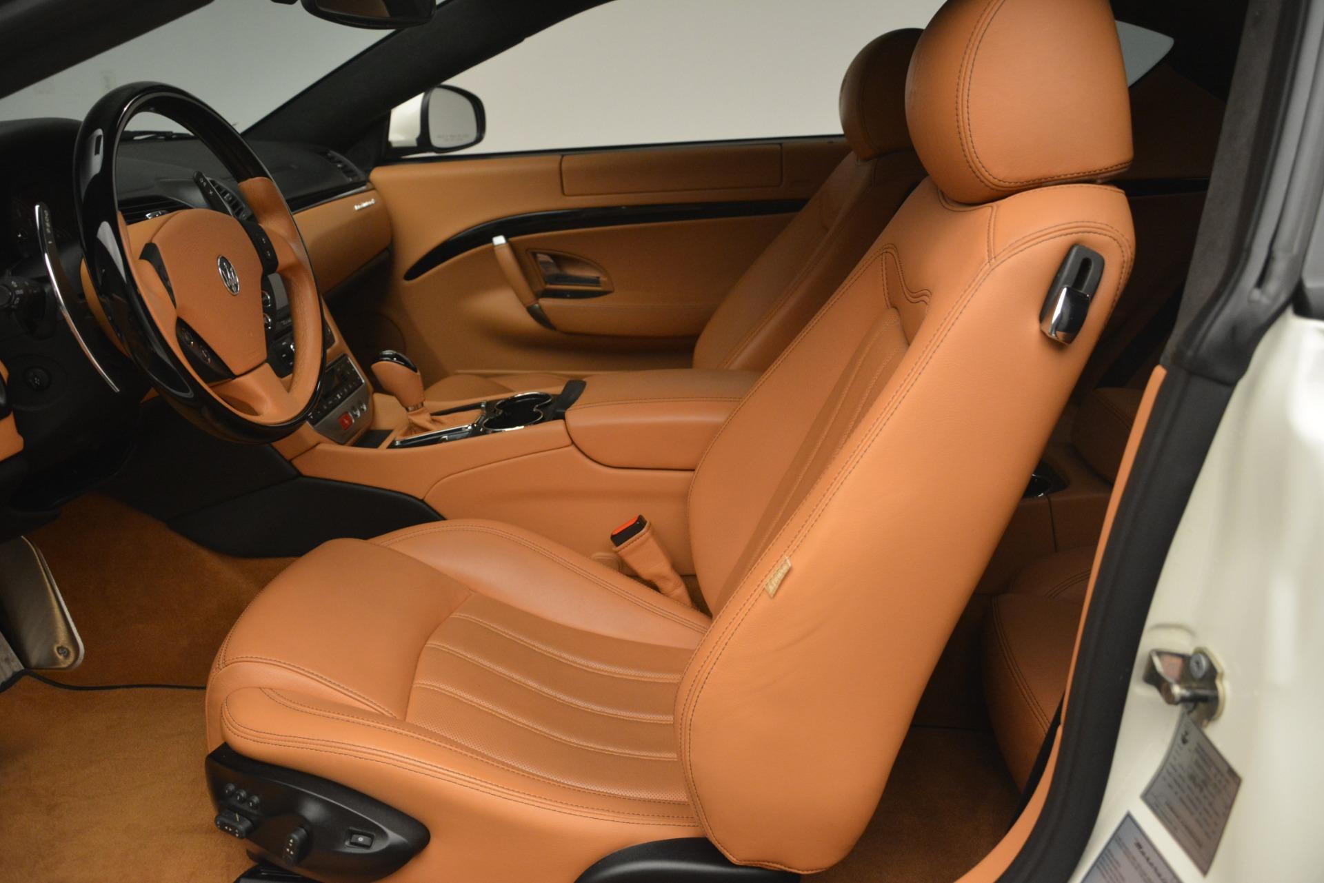 Used 2011 Maserati GranTurismo S Automatic For Sale $49900 In Greenwich, CT 3061_p14