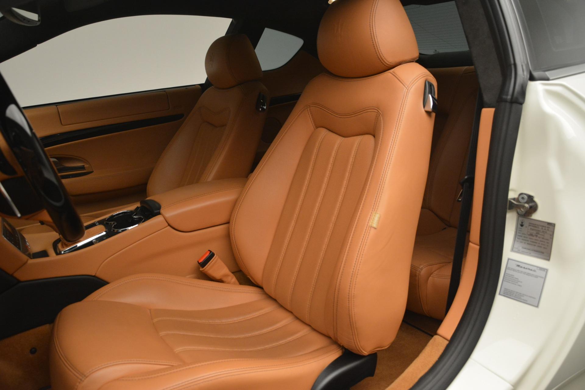 Used 2011 Maserati GranTurismo S Automatic For Sale $49900 In Greenwich, CT 3061_p15