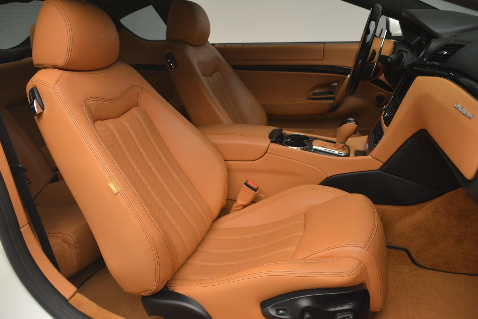 Used 2011 Maserati GranTurismo S Automatic For Sale $49900 In Greenwich, CT 3061_p18