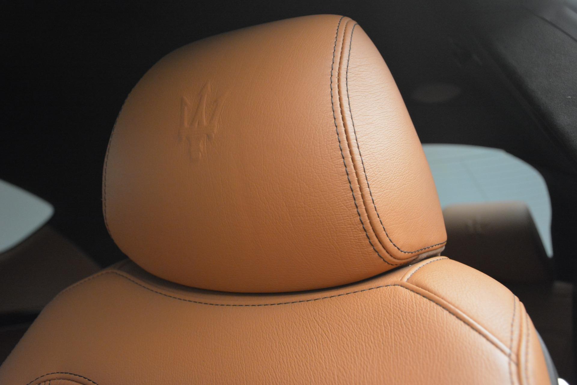 Used 2011 Maserati GranTurismo S Automatic For Sale $49900 In Greenwich, CT 3061_p21