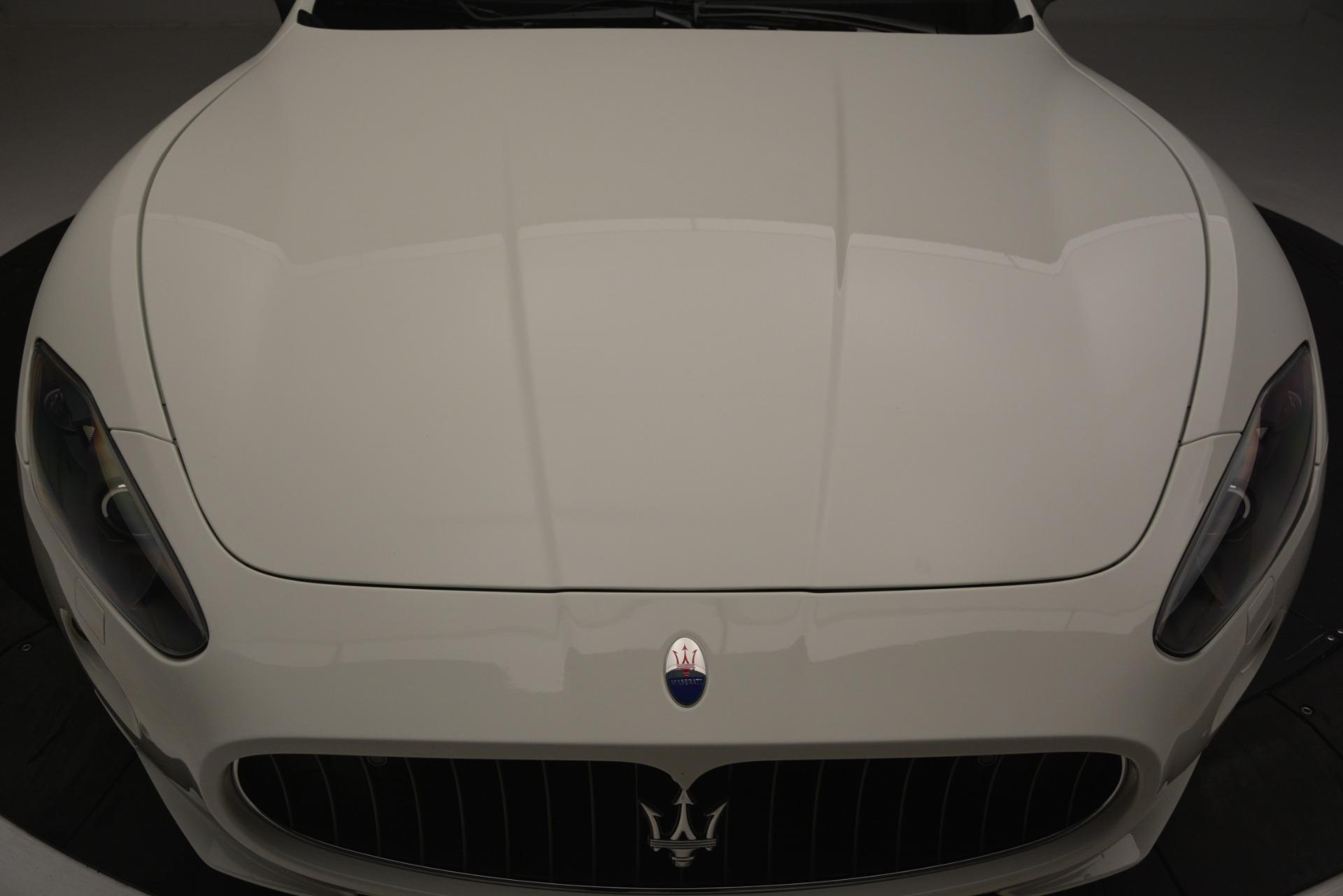 Used 2011 Maserati GranTurismo S Automatic For Sale $49900 In Greenwich, CT 3061_p24