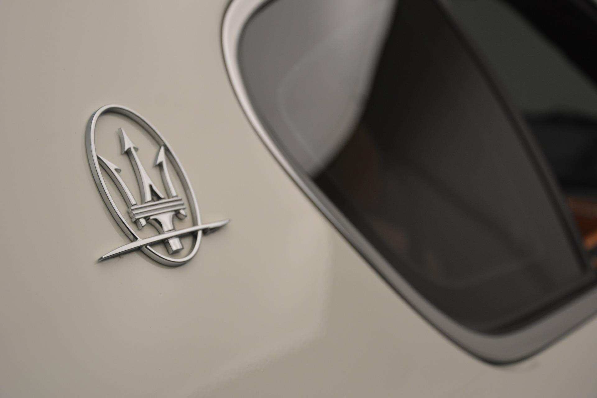 Used 2011 Maserati GranTurismo S Automatic For Sale $49900 In Greenwich, CT 3061_p26