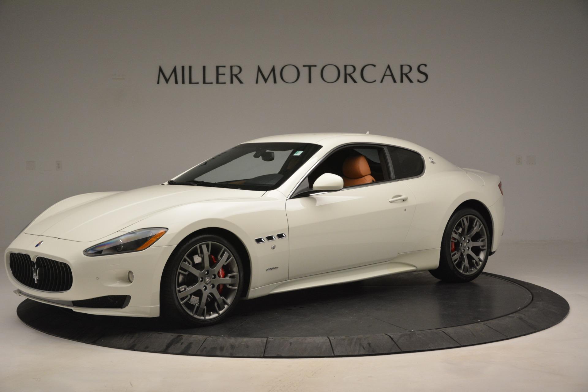 Used 2011 Maserati GranTurismo S Automatic For Sale $49900 In Greenwich, CT 3061_p2