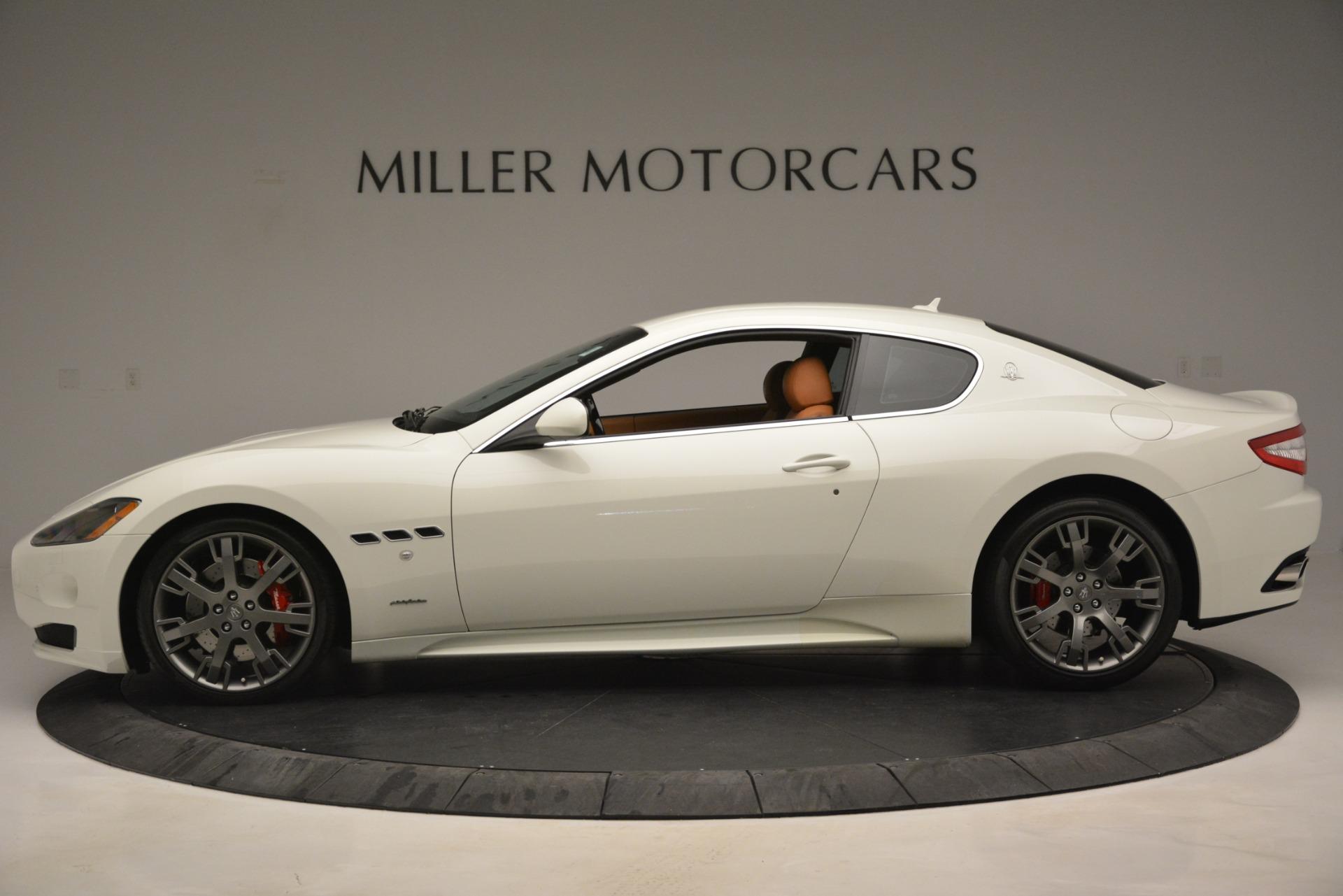 Used 2011 Maserati GranTurismo S Automatic For Sale $49900 In Greenwich, CT 3061_p3
