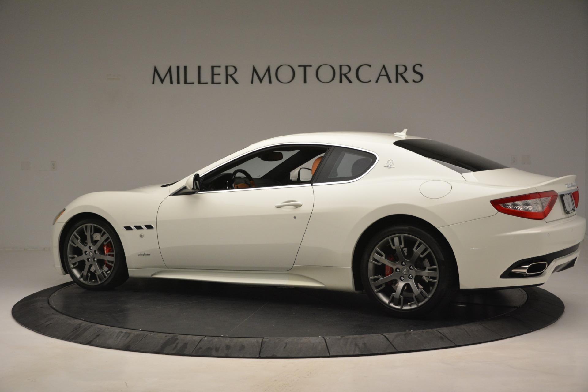 Used 2011 Maserati GranTurismo S Automatic For Sale $49900 In Greenwich, CT 3061_p4