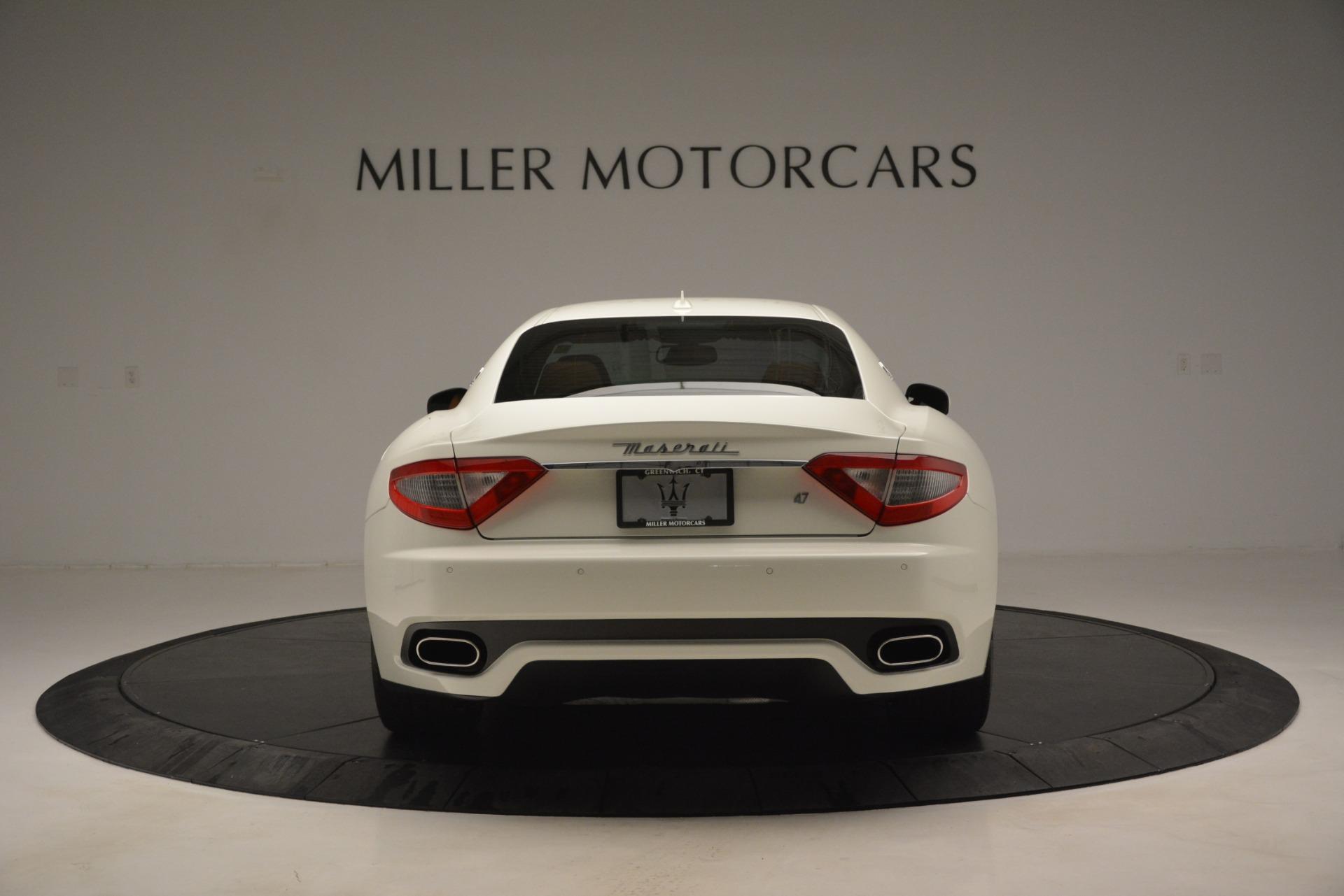Used 2011 Maserati GranTurismo S Automatic For Sale $49900 In Greenwich, CT 3061_p6