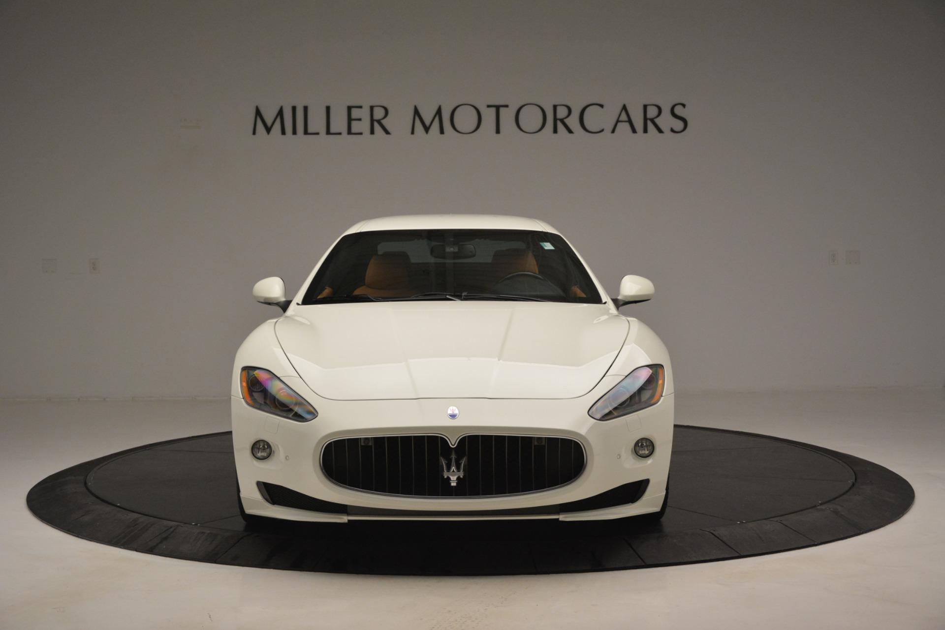 Used 2011 Maserati GranTurismo S Automatic For Sale $49900 In Greenwich, CT 3061_p7