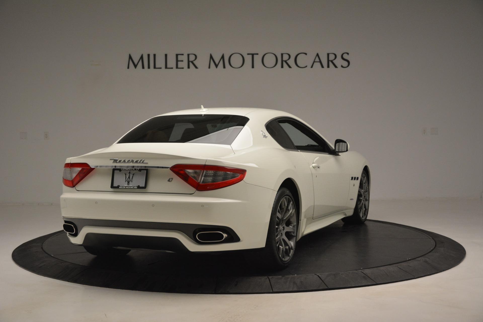 Used 2011 Maserati GranTurismo S Automatic For Sale $49900 In Greenwich, CT 3061_p8