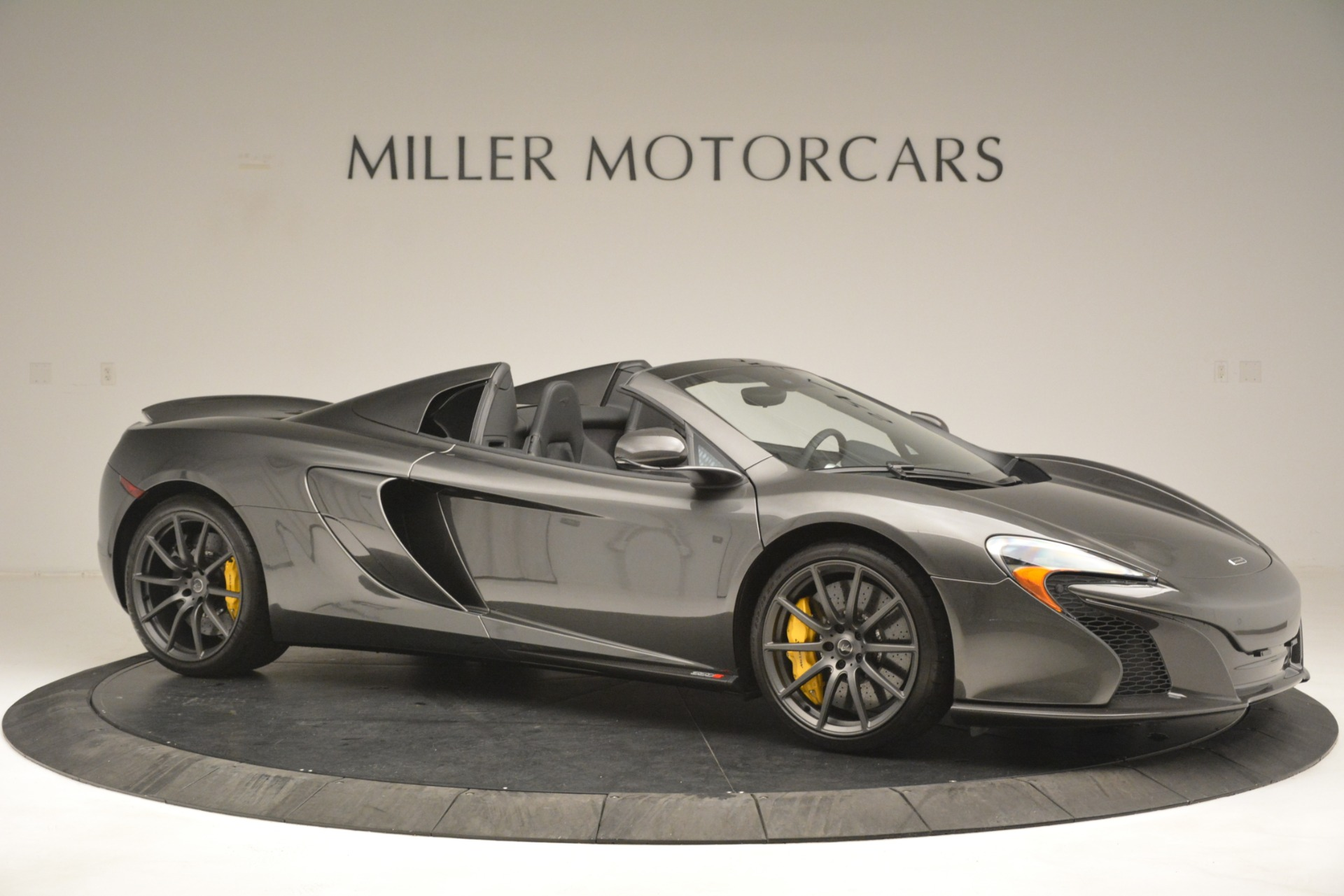 Used 2016 McLaren 650S Spider Convertible For Sale $0 In Greenwich, CT 3062_p10