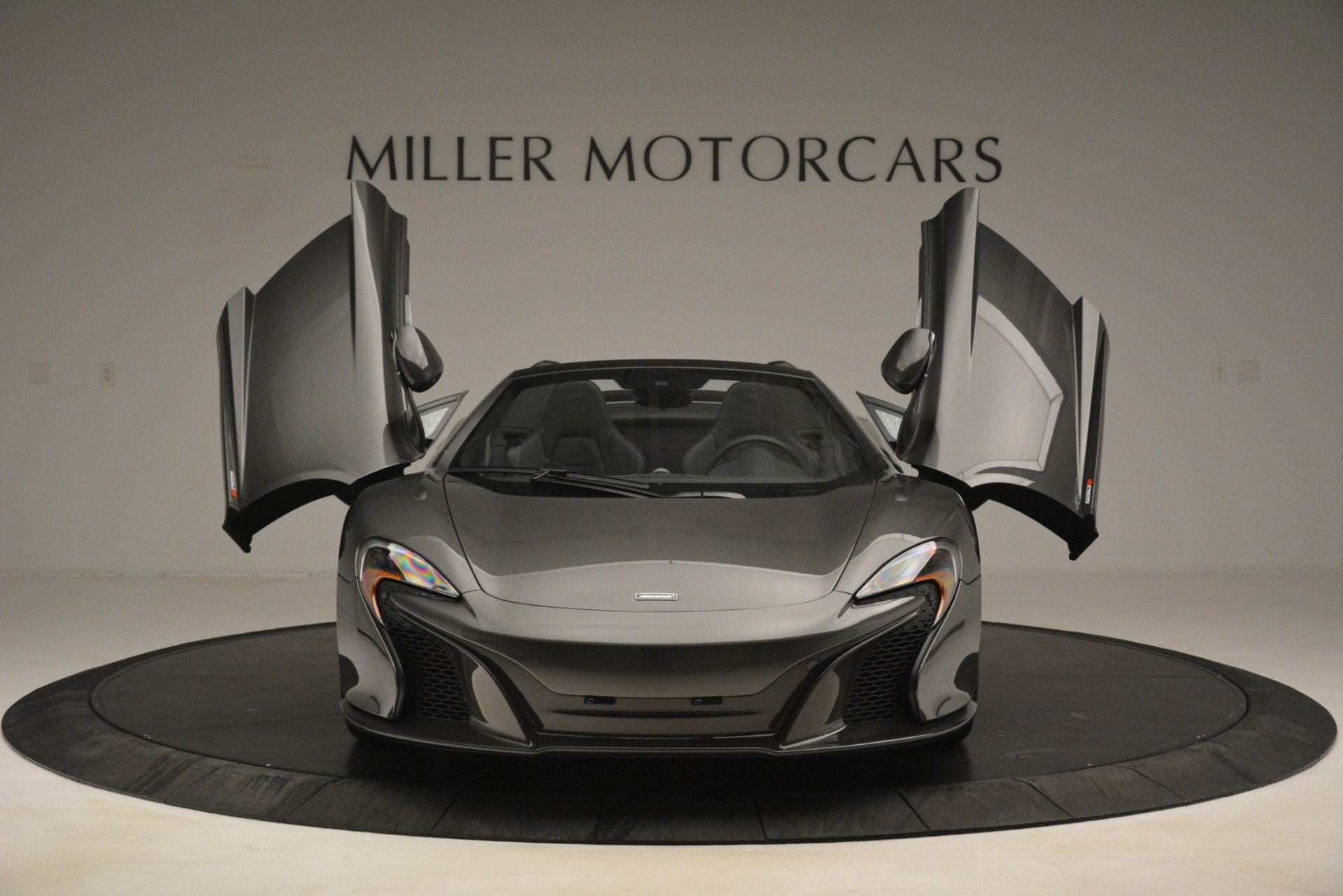 Used 2016 McLaren 650S Spider Convertible For Sale $0 In Greenwich, CT 3062_p13
