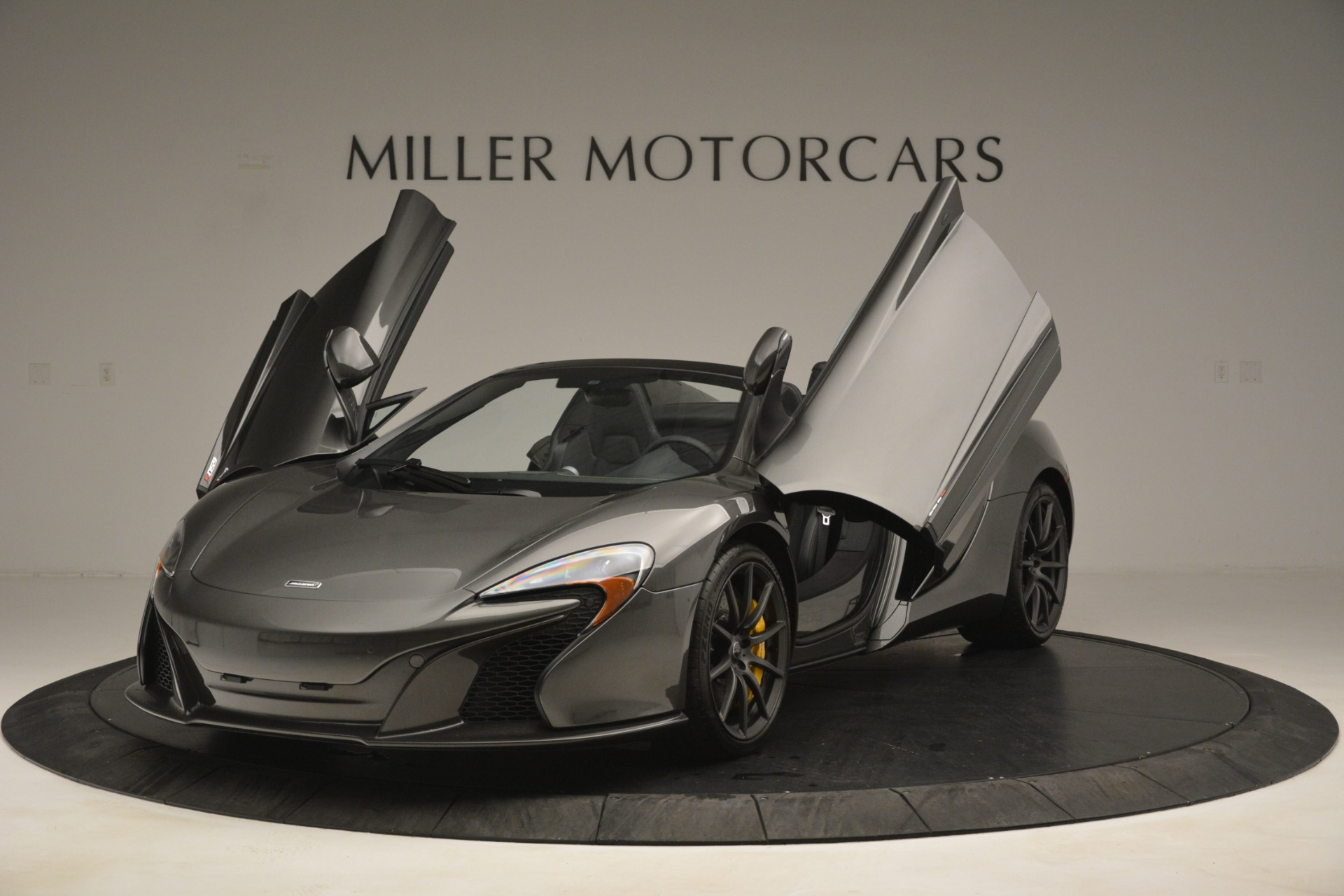 Used 2016 McLaren 650S Spider Convertible For Sale $0 In Greenwich, CT 3062_p14