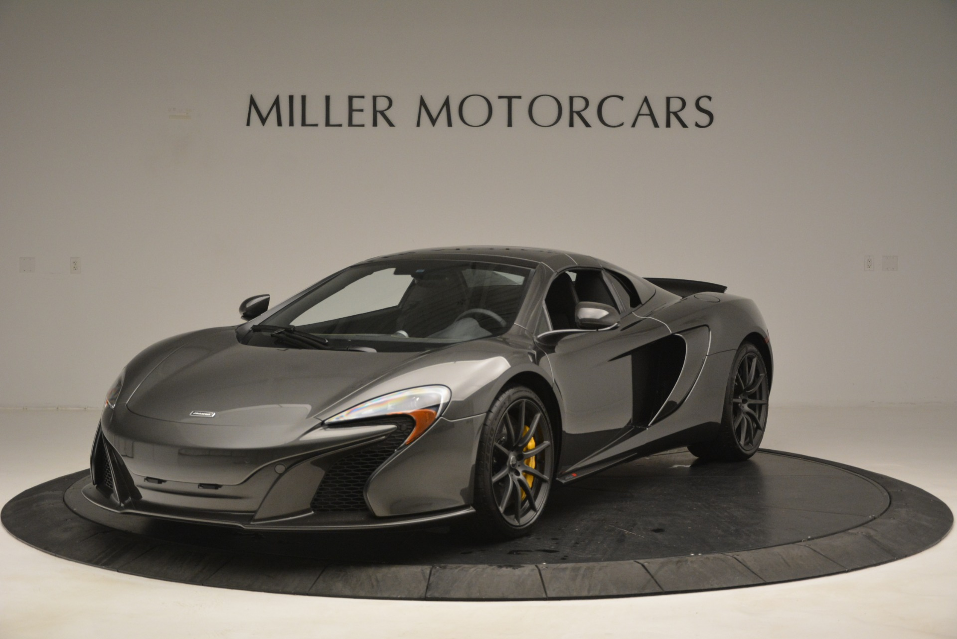 Used 2016 McLaren 650S Spider Convertible For Sale $0 In Greenwich, CT 3062_p15