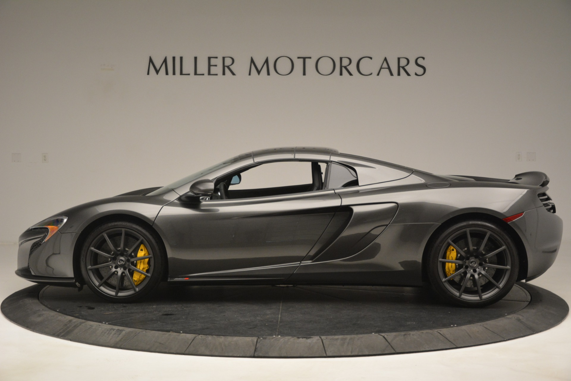 Used 2016 McLaren 650S Spider Convertible For Sale $0 In Greenwich, CT 3062_p16