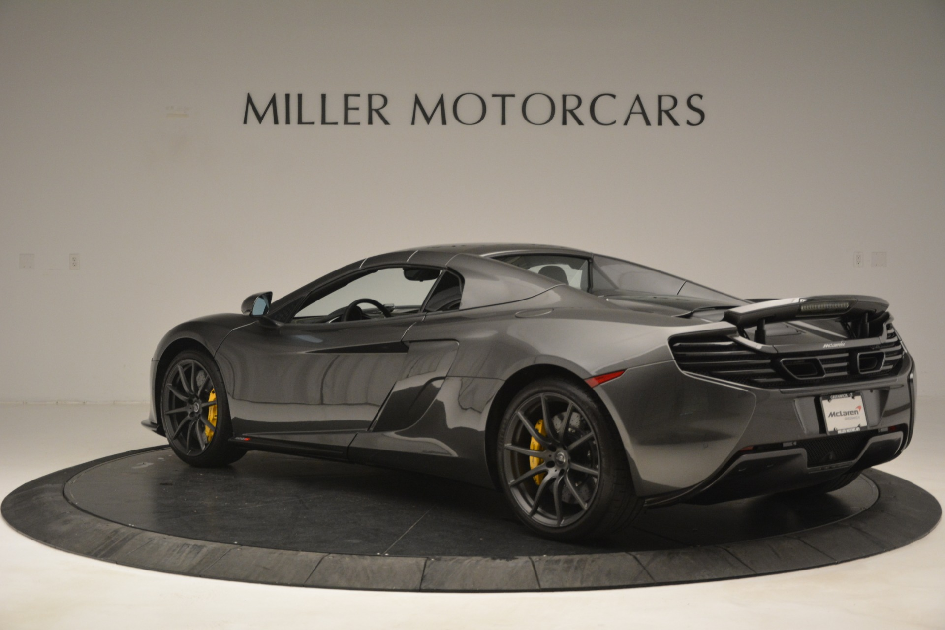 Used 2016 McLaren 650S Spider Convertible For Sale $0 In Greenwich, CT 3062_p17