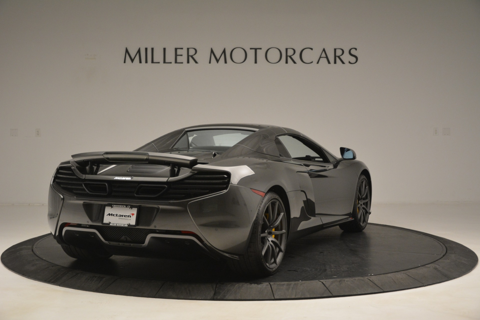 Used 2016 McLaren 650S Spider Convertible For Sale $0 In Greenwich, CT 3062_p18