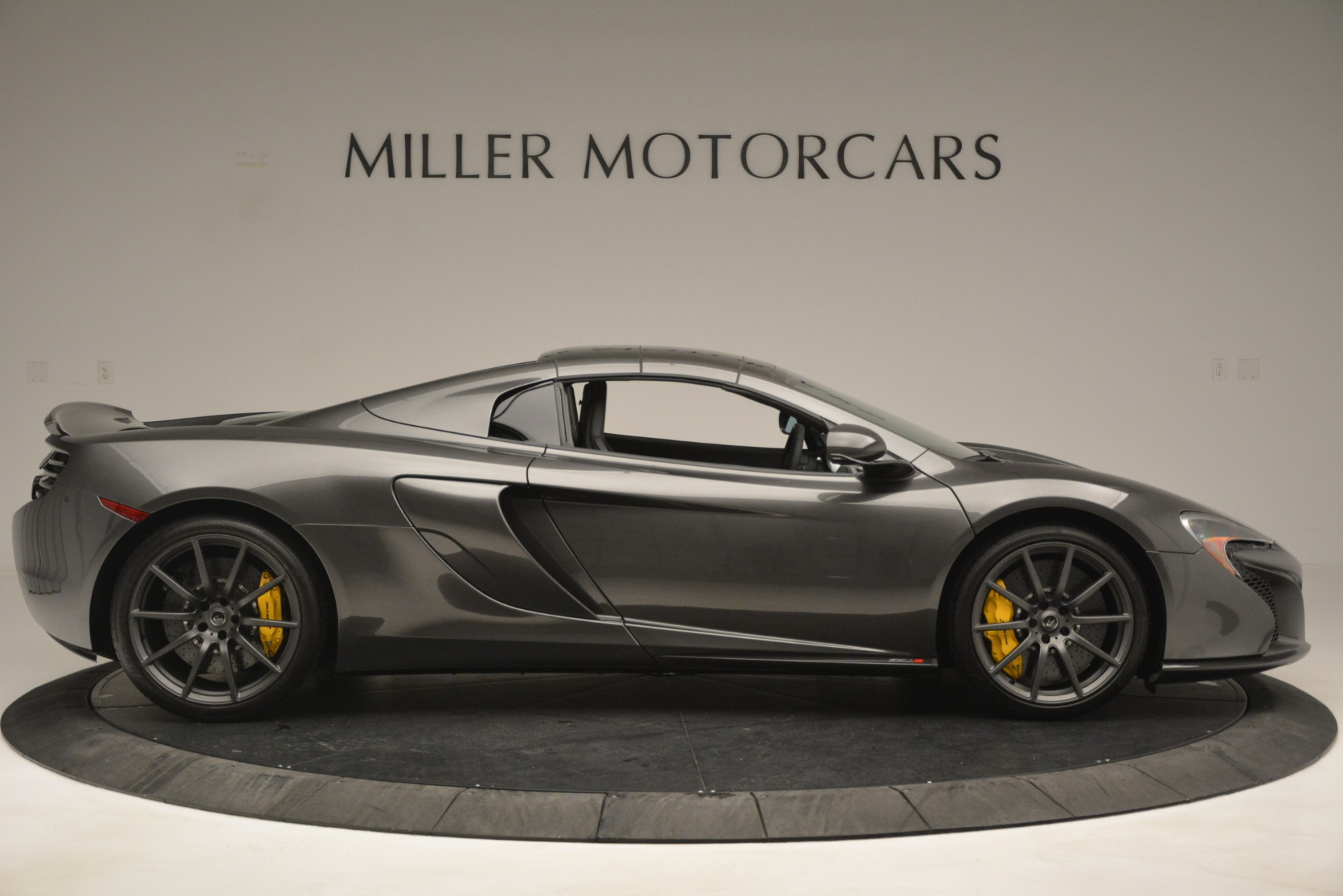 Used 2016 McLaren 650S Spider Convertible For Sale $0 In Greenwich, CT 3062_p19