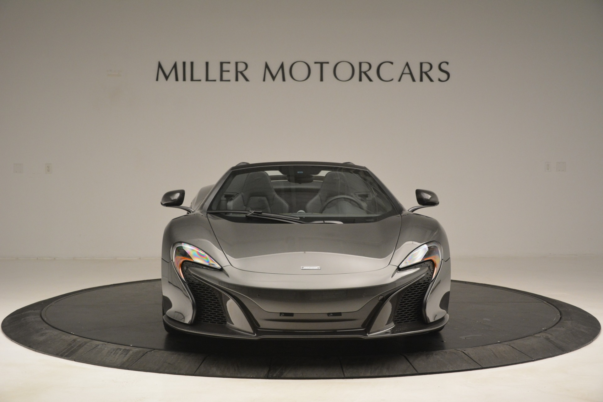 Used 2016 McLaren 650S Spider Convertible For Sale $0 In Greenwich, CT 3062_p21