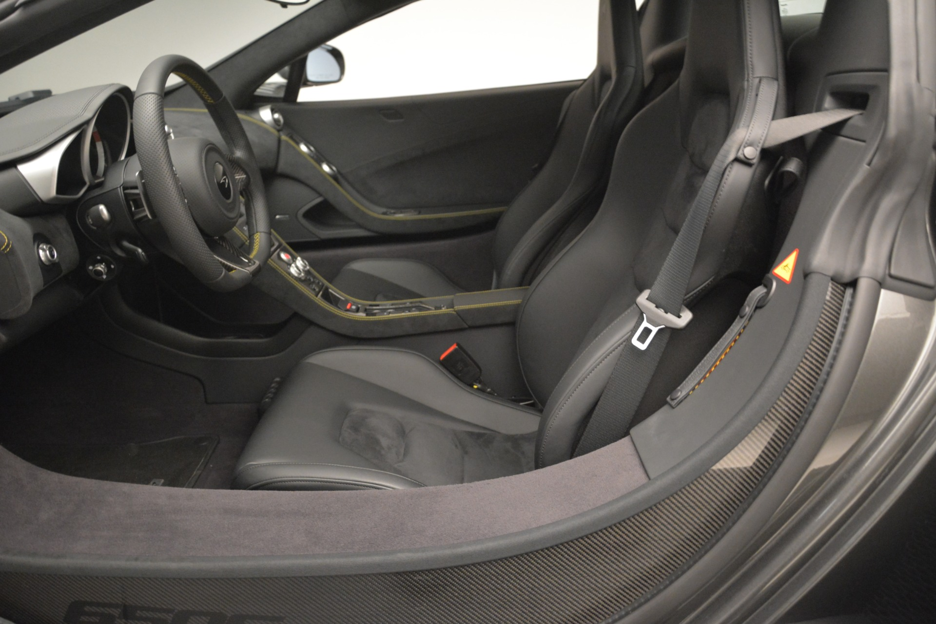 Used 2016 McLaren 650S Spider Convertible For Sale $0 In Greenwich, CT 3062_p23
