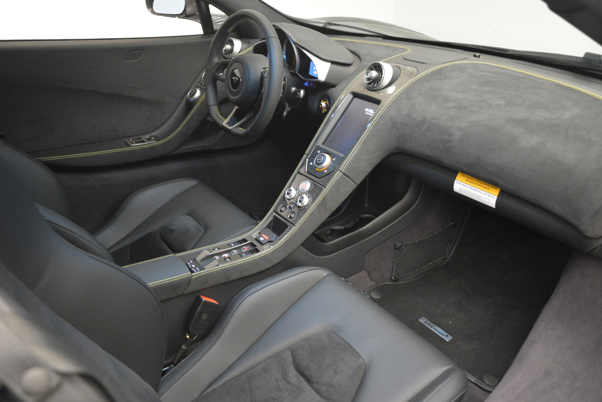Used 2016 McLaren 650S Spider Convertible For Sale $0 In Greenwich, CT 3062_p25