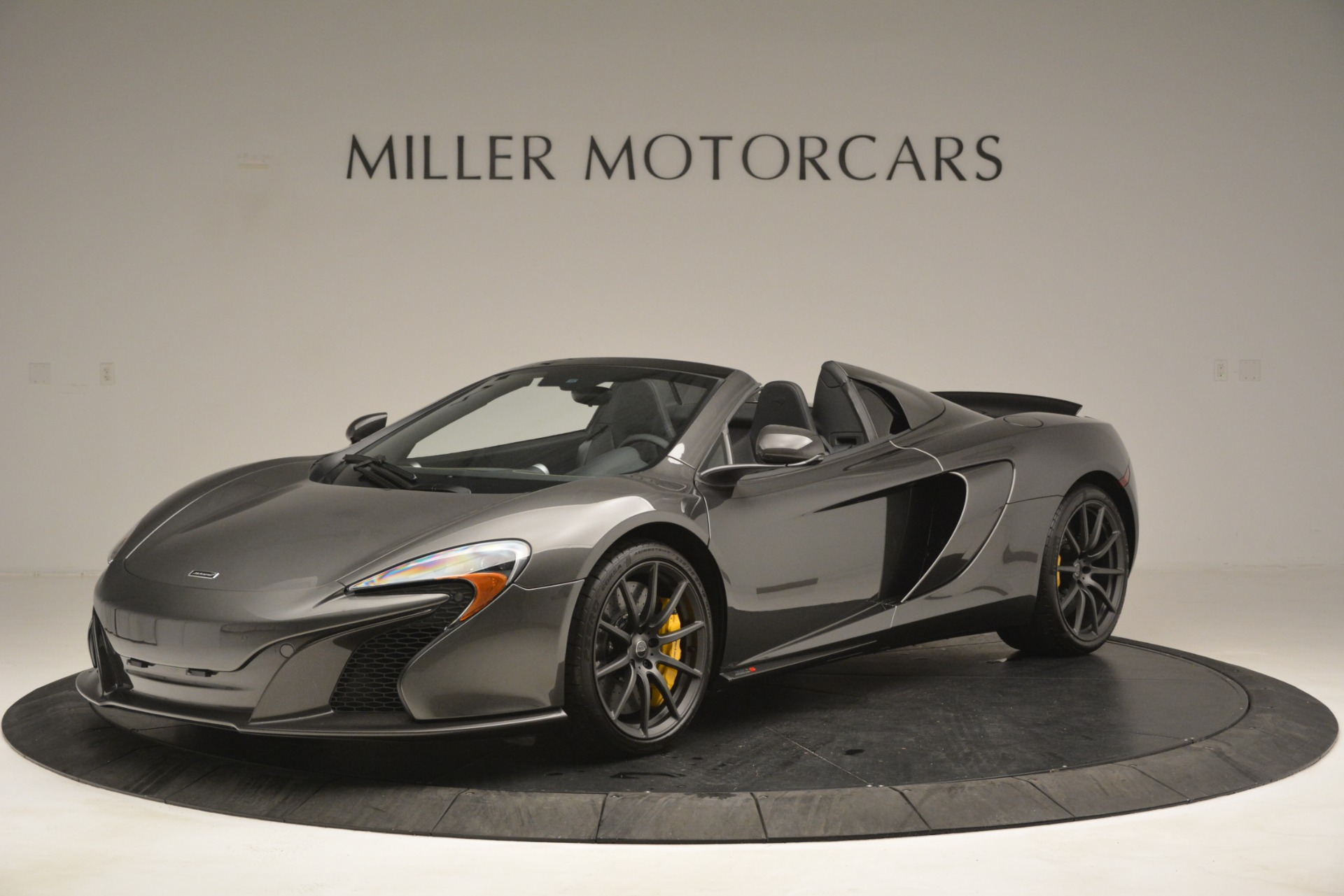 Used 2016 McLaren 650S Spider Convertible For Sale $0 In Greenwich, CT 3062_p2