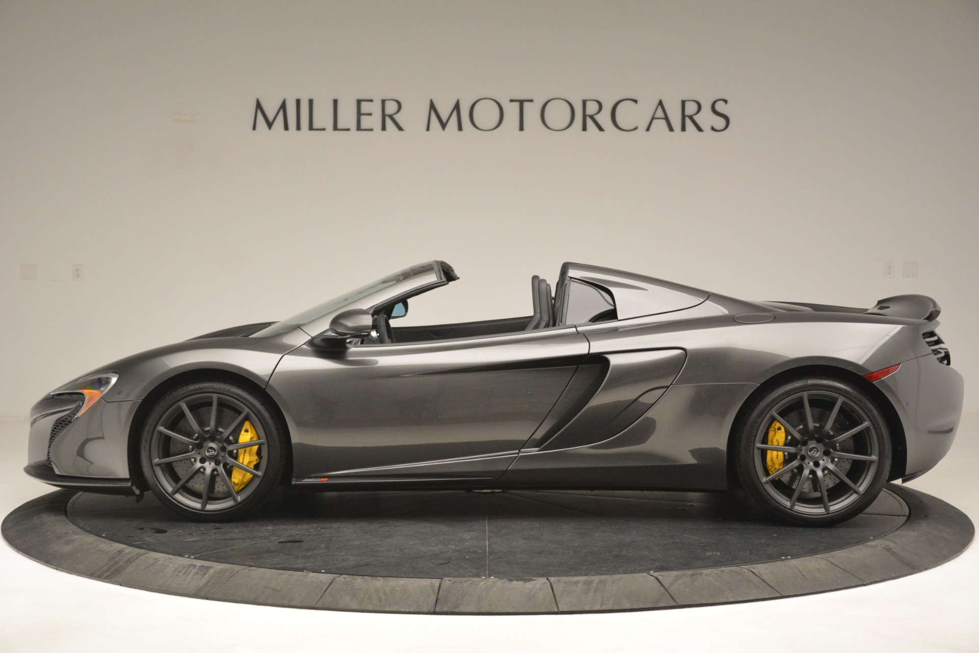 Used 2016 McLaren 650S Spider Convertible For Sale $0 In Greenwich, CT 3062_p3