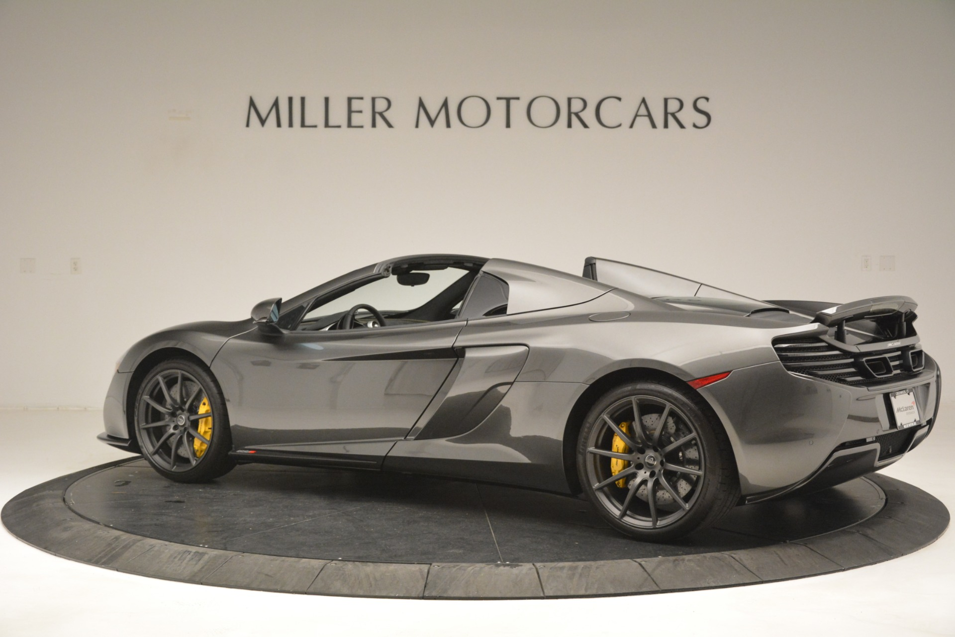 Used 2016 McLaren 650S Spider Convertible For Sale $0 In Greenwich, CT 3062_p4
