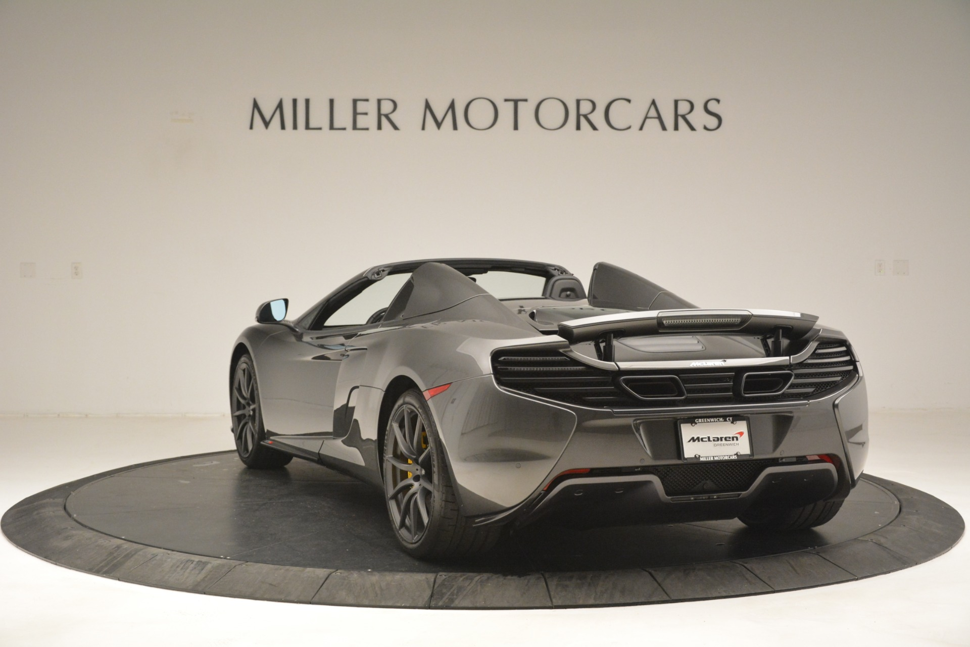 Used 2016 McLaren 650S Spider Convertible For Sale $0 In Greenwich, CT 3062_p5