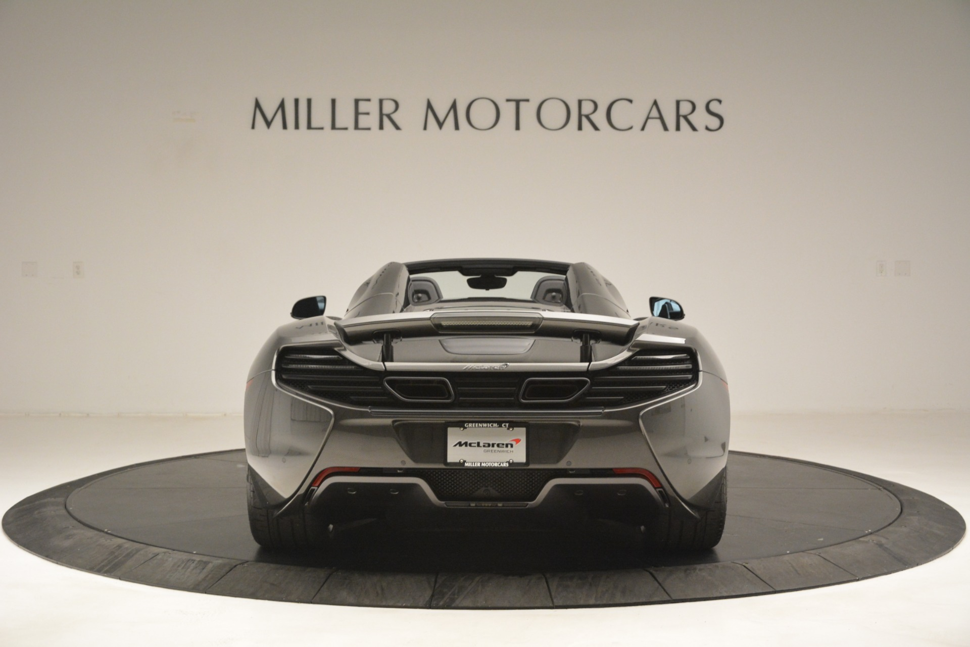 Used 2016 McLaren 650S Spider Convertible For Sale $0 In Greenwich, CT 3062_p6