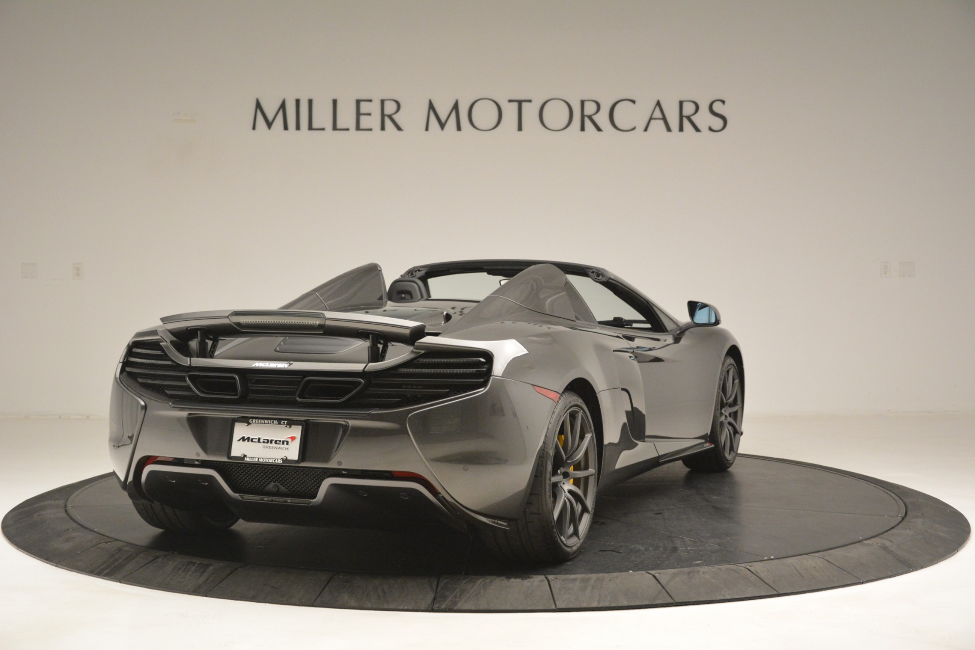 Used 2016 McLaren 650S Spider Convertible For Sale $0 In Greenwich, CT 3062_p7