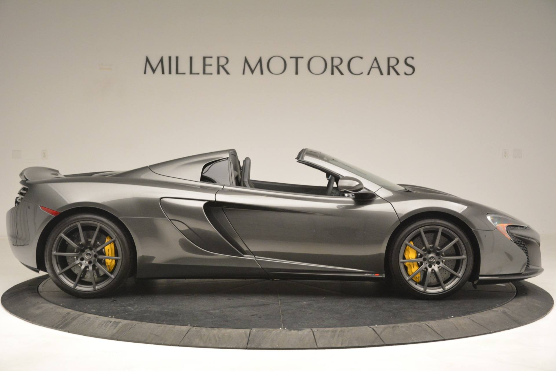 Used 2016 McLaren 650S Spider Convertible For Sale $0 In Greenwich, CT 3062_p9