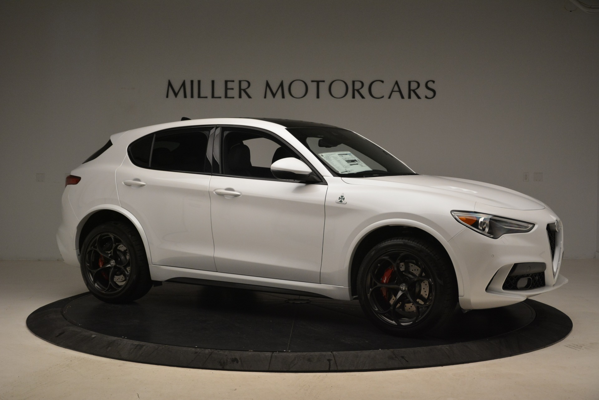 New 2019 Alfa Romeo Stelvio Quadrifoglio For Sale In Greenwich, CT. Alfa Romeo of Greenwich, L598 3065_p11