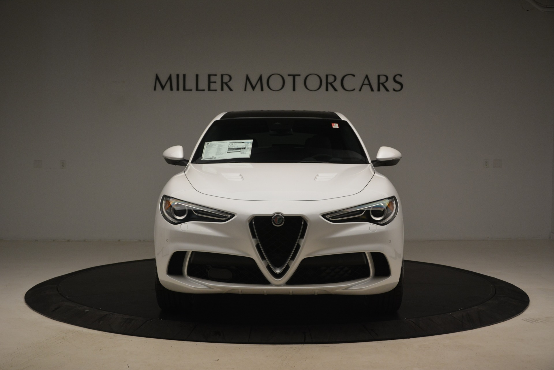 New 2019 Alfa Romeo Stelvio Quadrifoglio For Sale In Greenwich, CT. Alfa Romeo of Greenwich, L598 3065_p13
