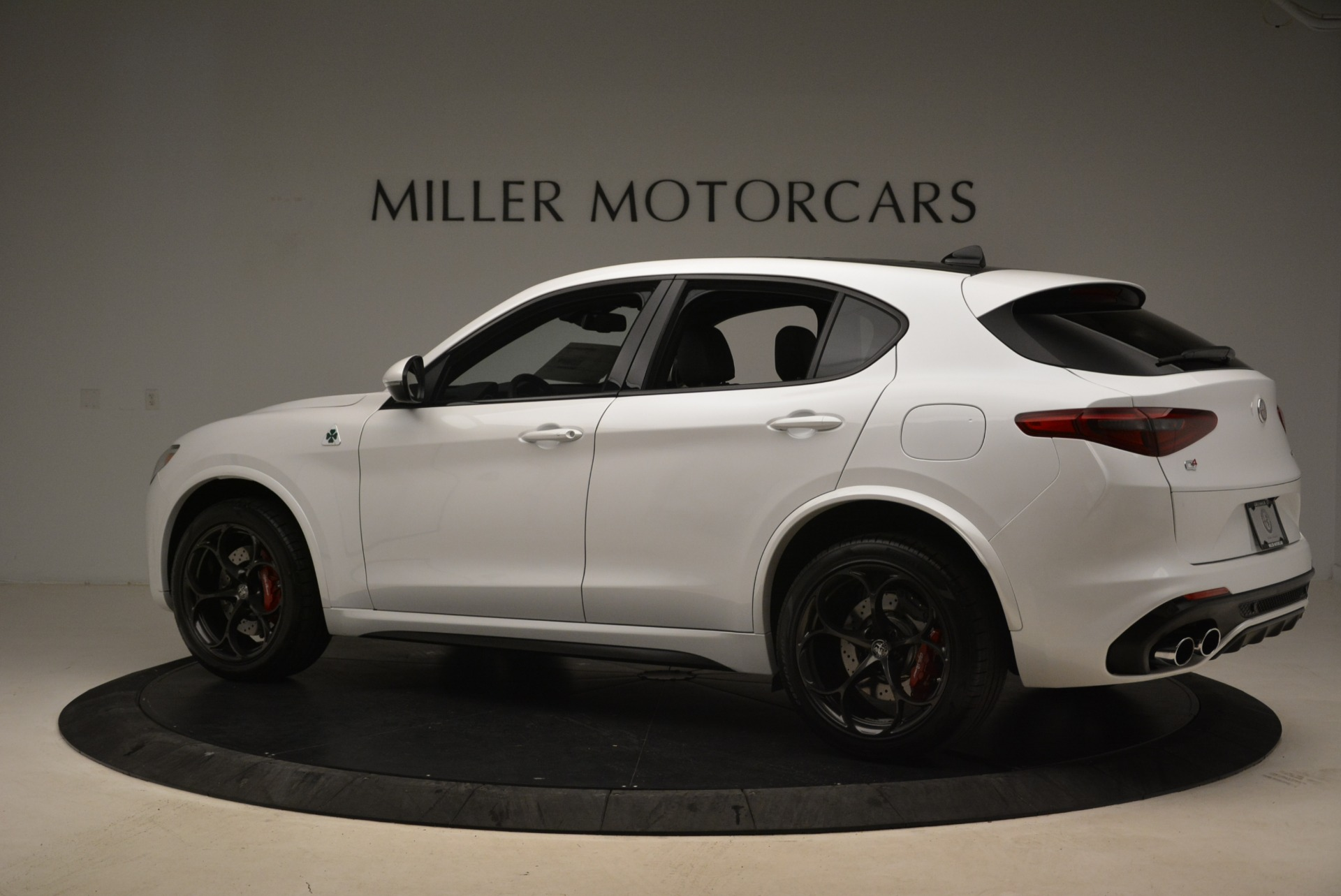 New 2019 Alfa Romeo Stelvio Quadrifoglio For Sale In Greenwich, CT. Alfa Romeo of Greenwich, L598 3065_p4