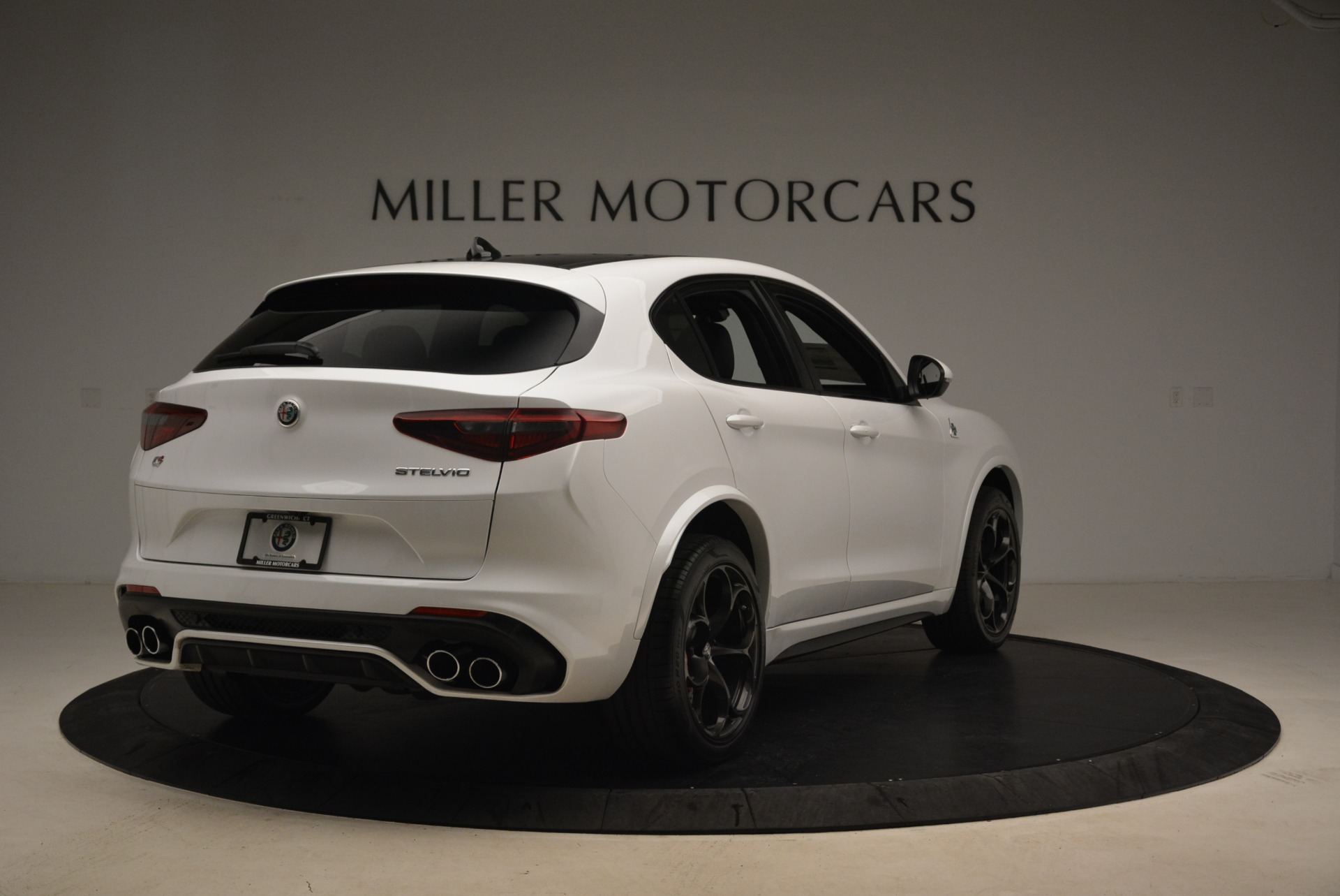New 2019 Alfa Romeo Stelvio Quadrifoglio For Sale In Greenwich, CT. Alfa Romeo of Greenwich, L598 3065_p7