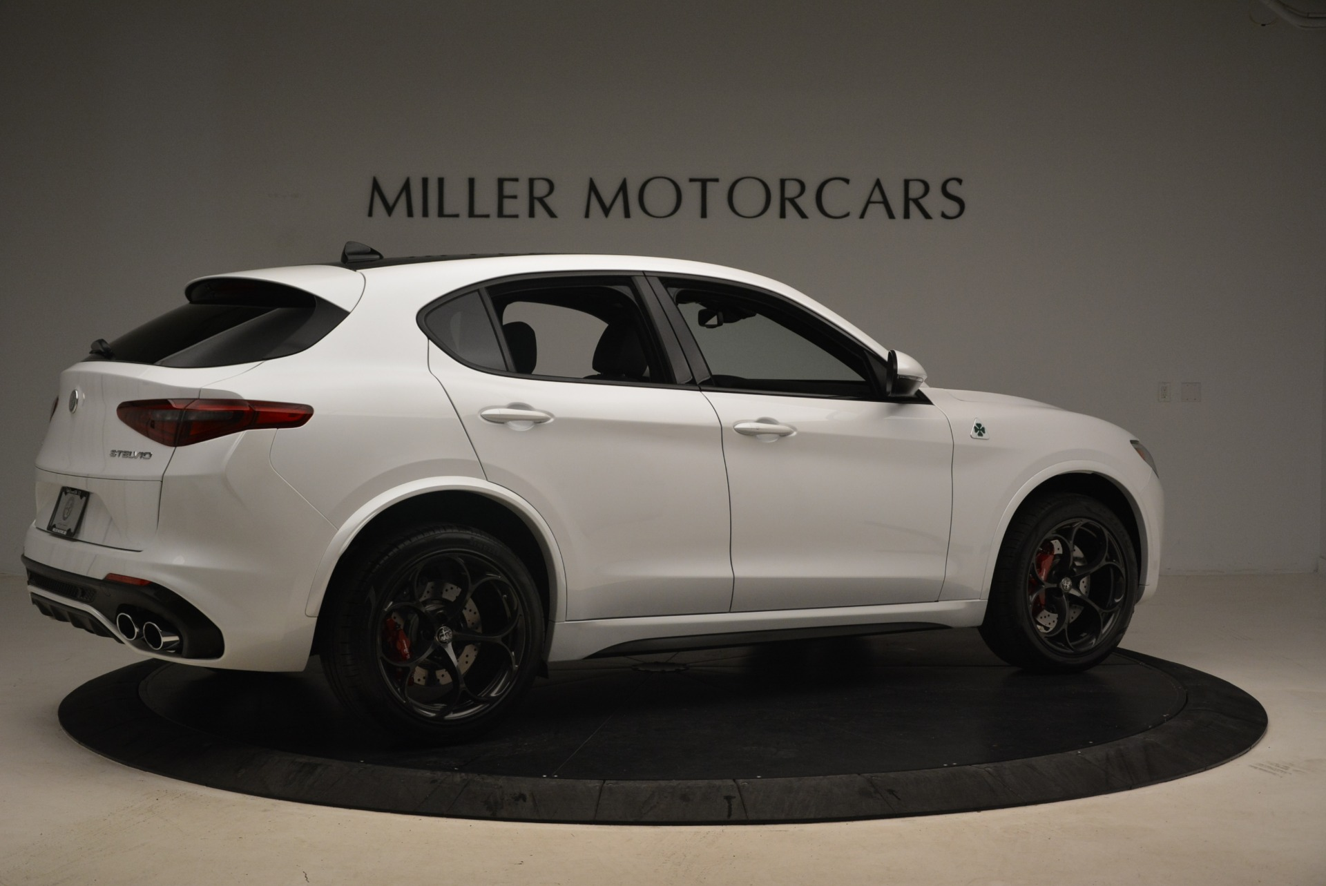 New 2019 Alfa Romeo Stelvio Quadrifoglio For Sale In Greenwich, CT. Alfa Romeo of Greenwich, L598 3065_p8