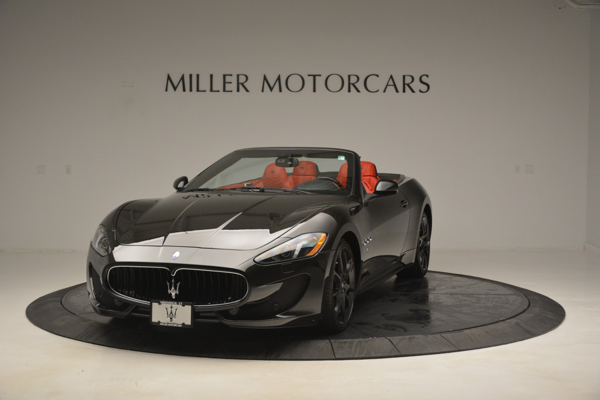 Used 2014 Maserati GranTurismo Sport For Sale In Greenwich, CT. Alfa Romeo of Greenwich, A1258A
