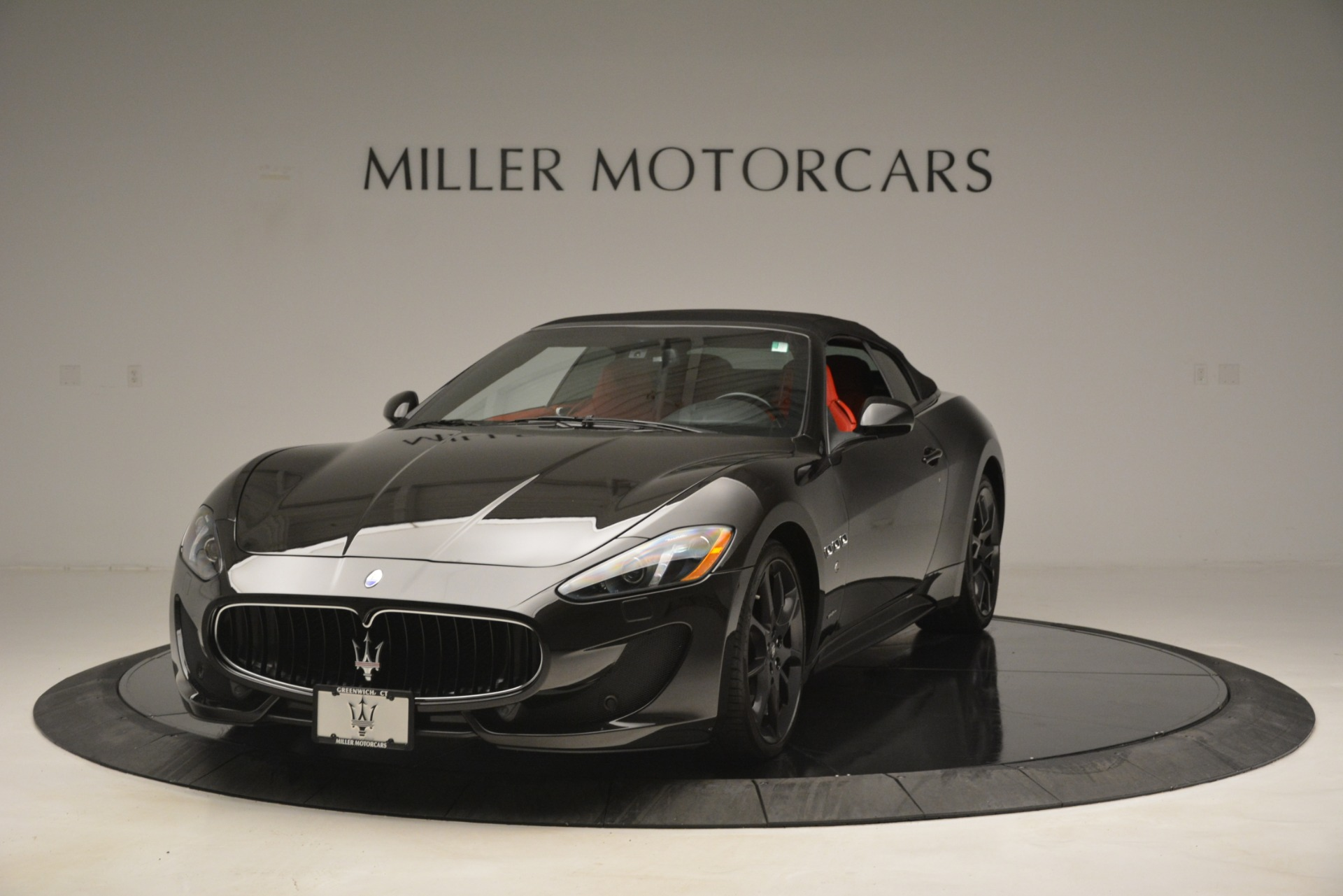 Used 2014 Maserati GranTurismo Sport For Sale In Greenwich, CT. Alfa Romeo of Greenwich, A1258A 3066_p13