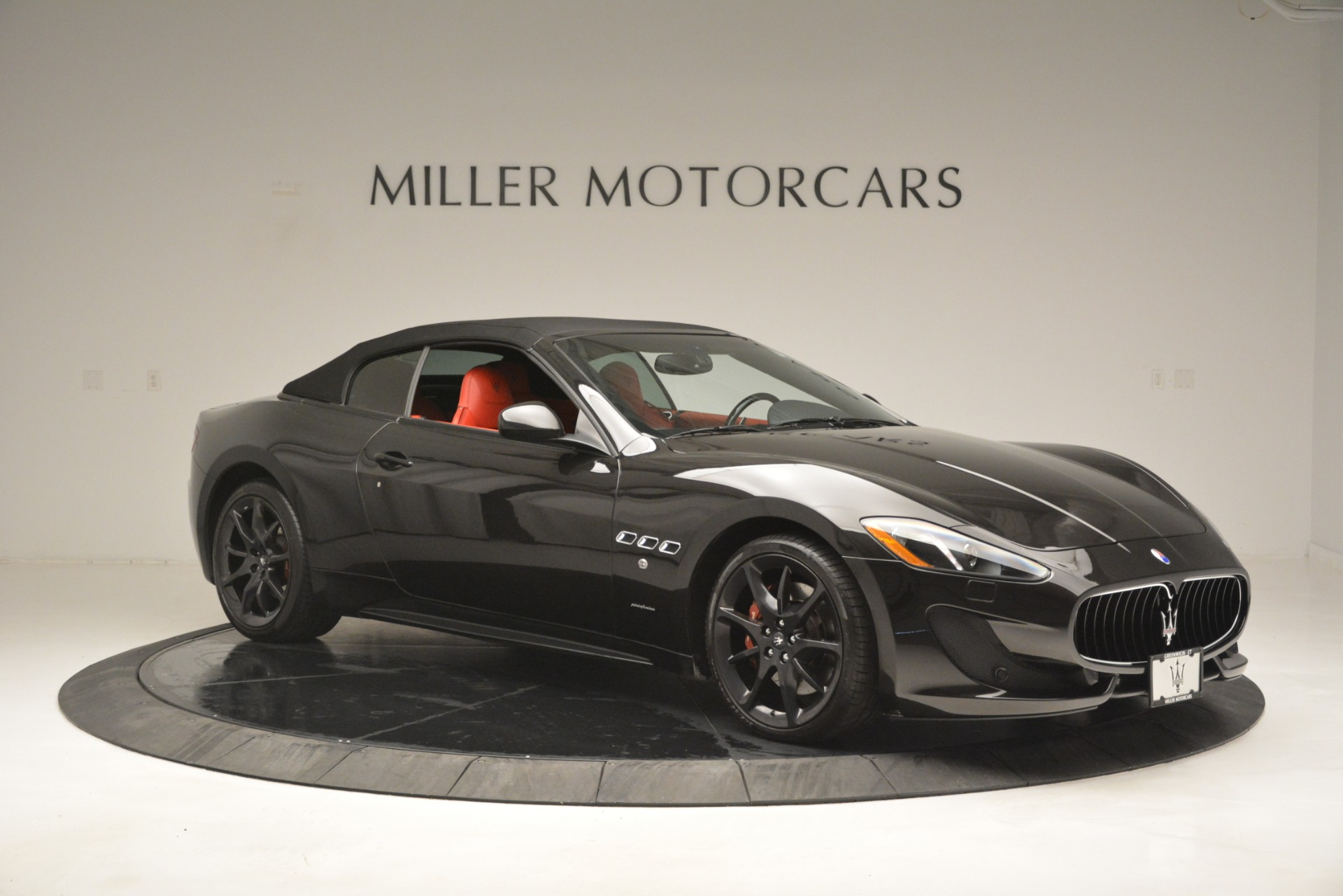 Used 2014 Maserati GranTurismo Sport For Sale In Greenwich, CT. Alfa Romeo of Greenwich, A1258A 3066_p18